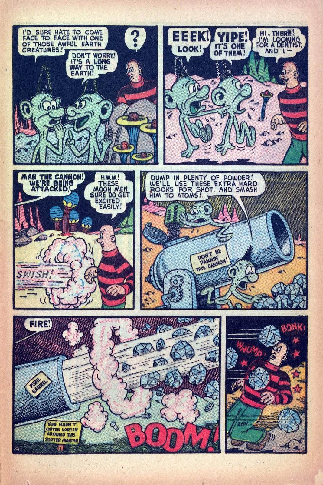 Read online Joker Comics comic -  Issue #26 - 37
