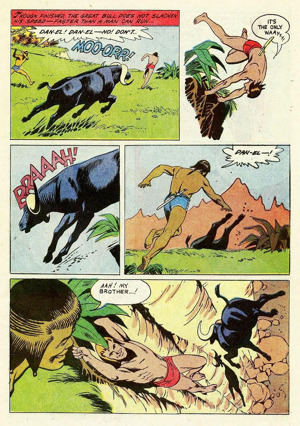 Tarzan (1948) issue 122 - Page 31