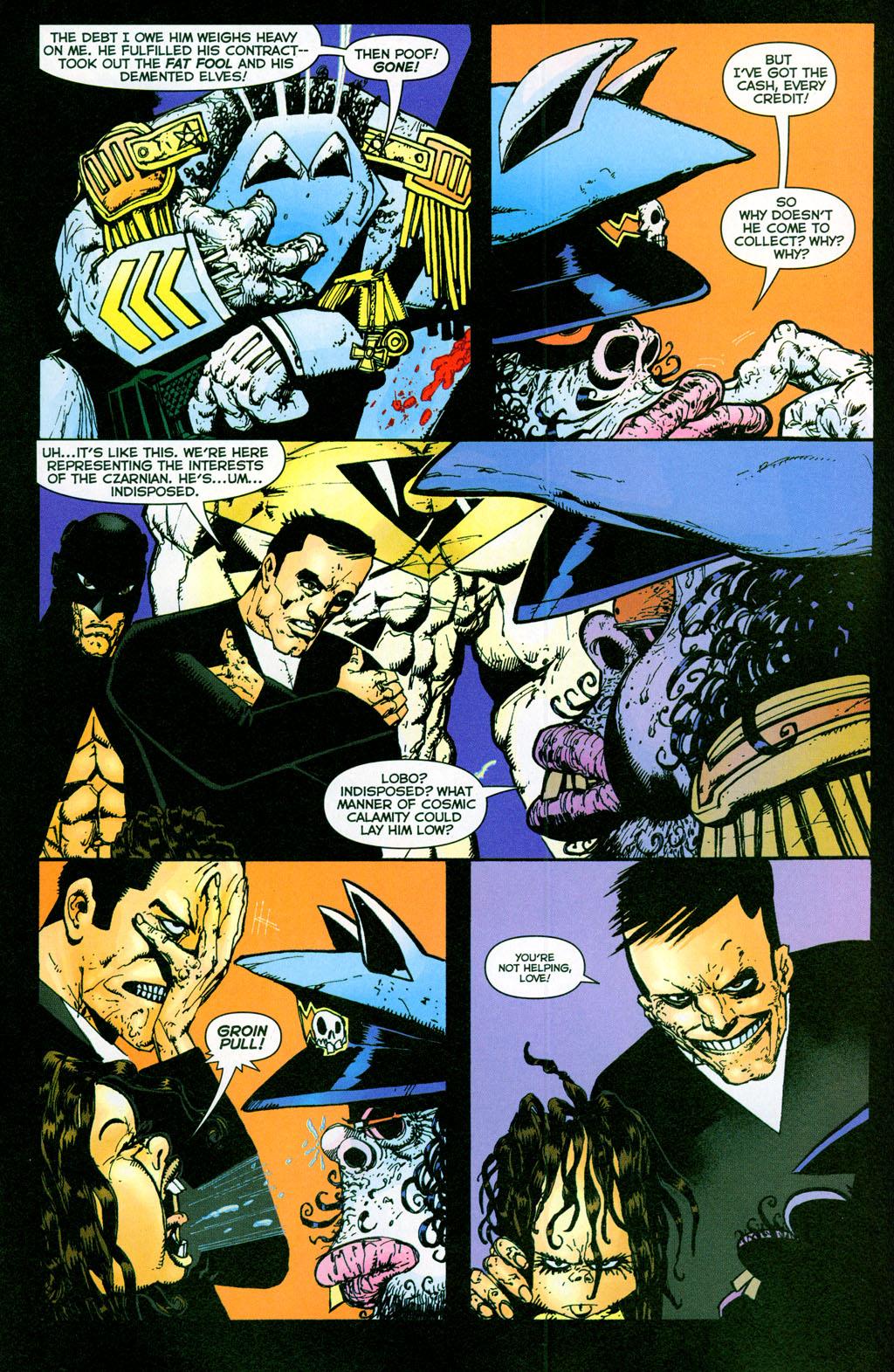 Read online The Authority/Lobo: Spring Break Massacre comic -  Issue # Full - 26