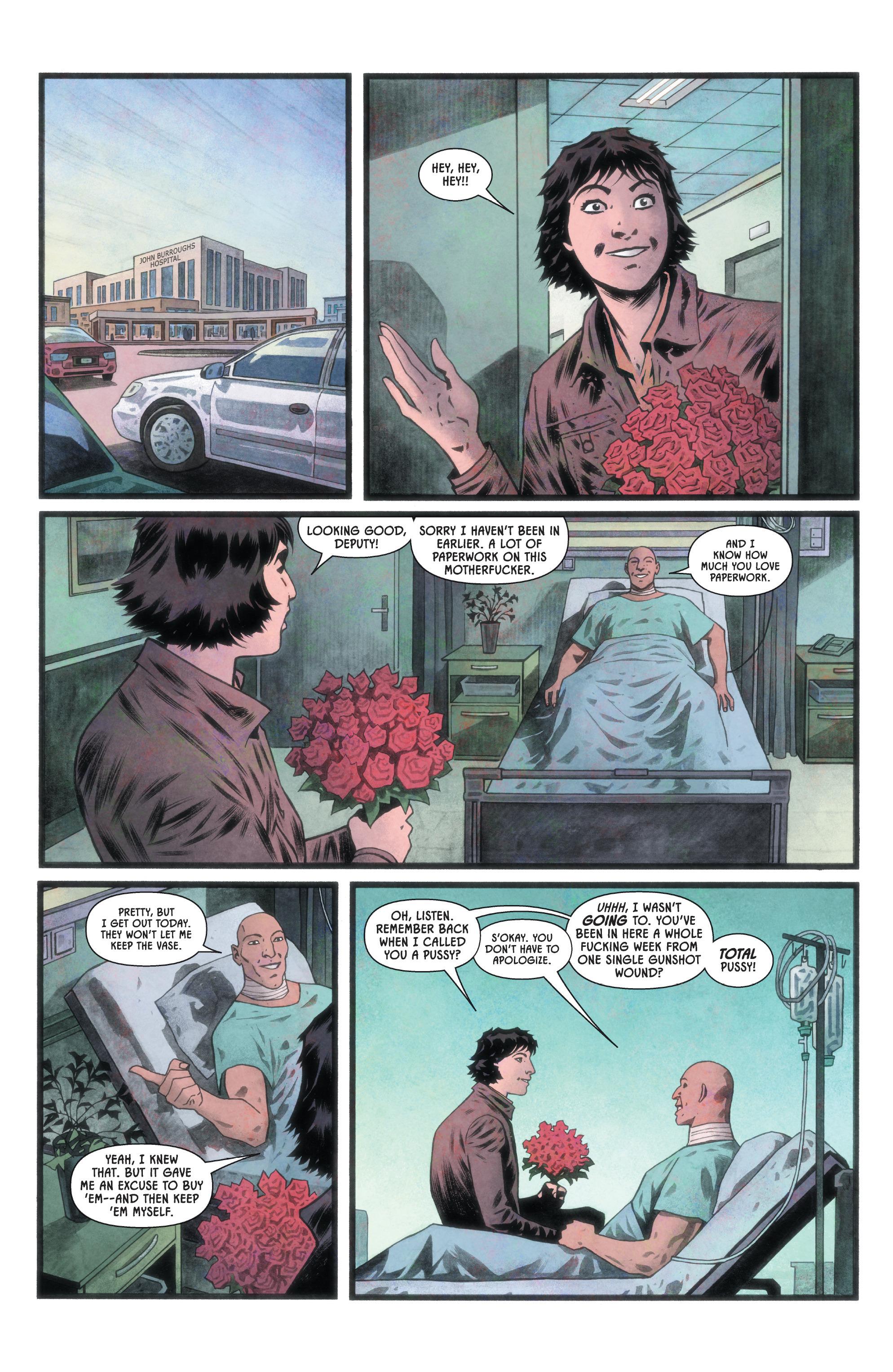 Read online Dead Inside comic -  Issue #5 - 21