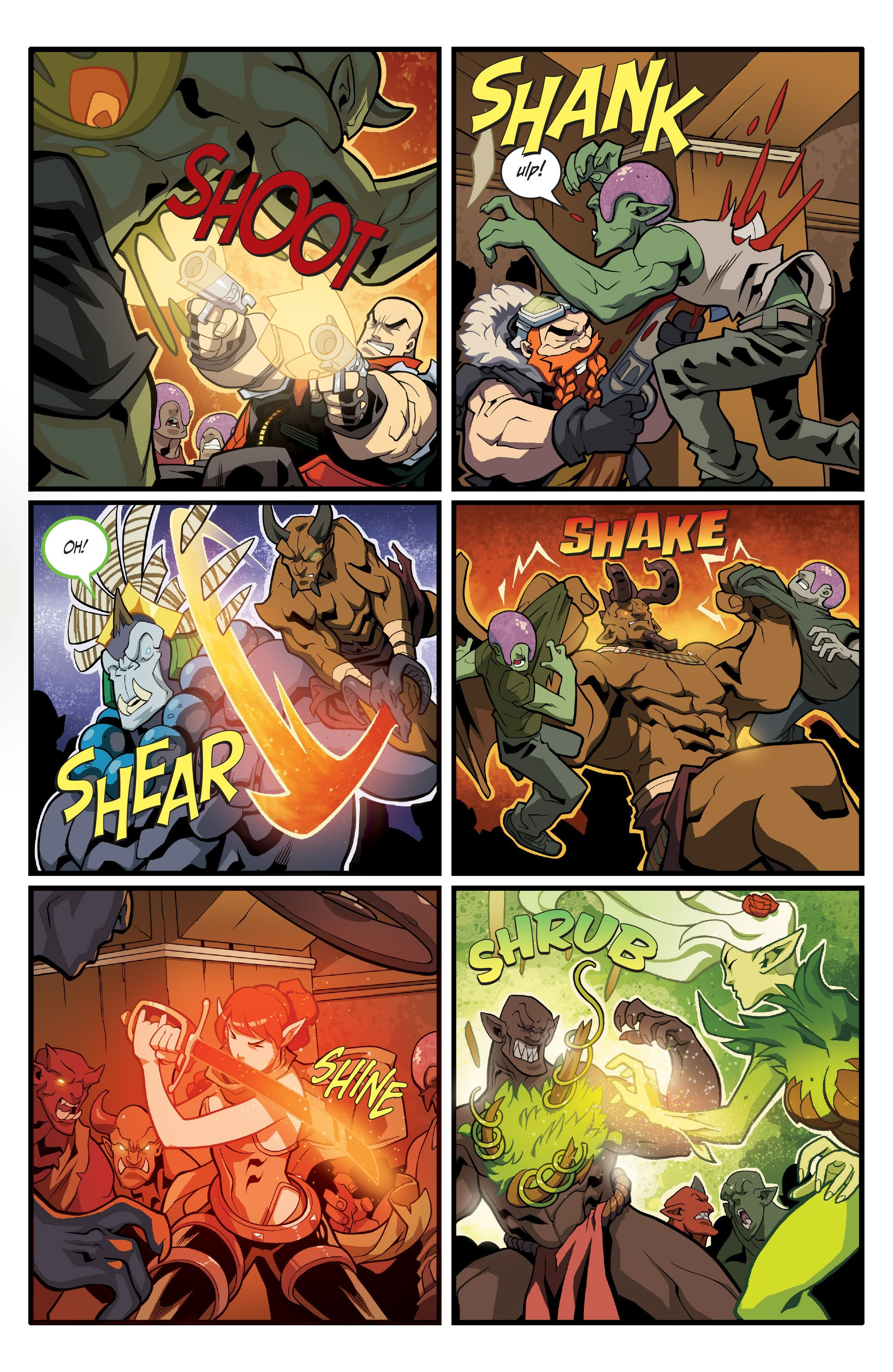 Read online Skullkickers comic -  Issue #33 - 6