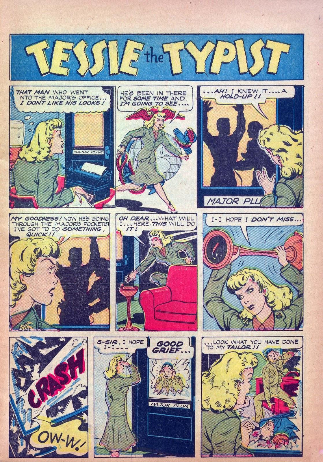 Read online Joker Comics comic -  Issue #13 - 13