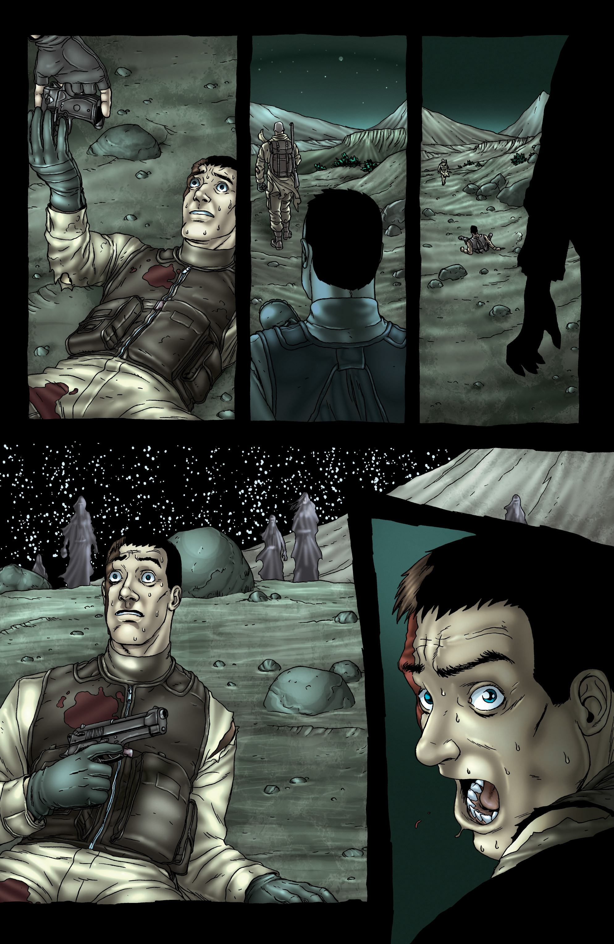 Read online 303 comic -  Issue #3 - 19