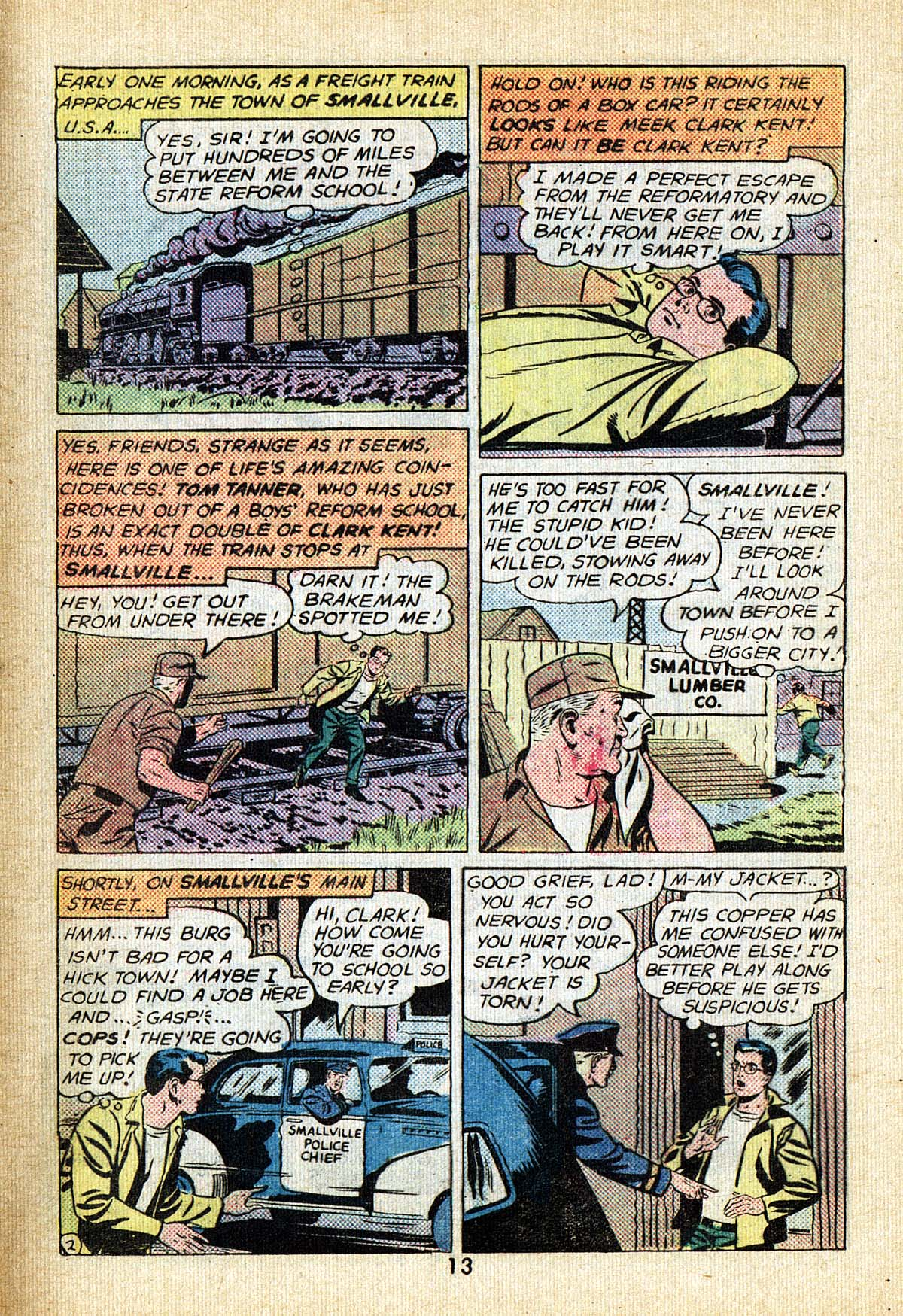 Read online Adventure Comics (1938) comic -  Issue #495 - 13