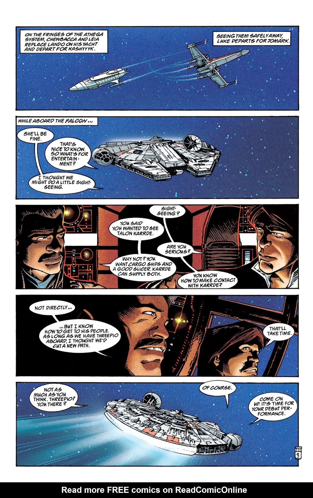Read online Star Wars Legends: The New Republic - Epic Collection comic -  Issue # TPB 4 (Part 1) - 65