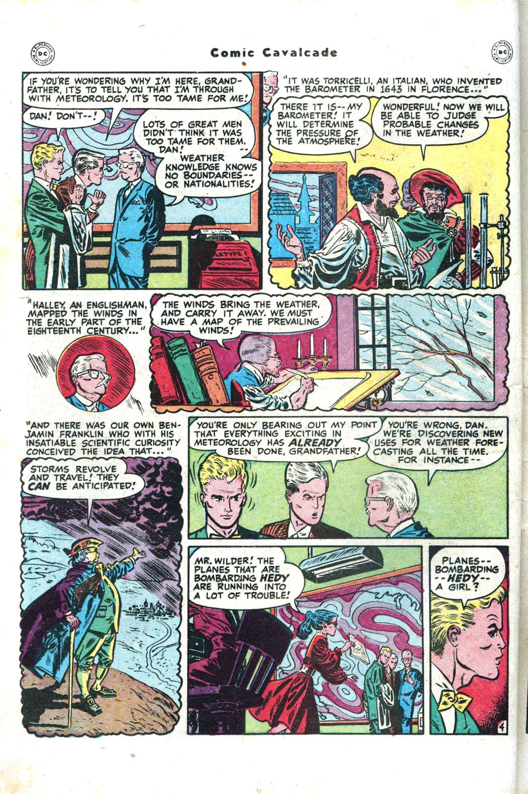 Comic Cavalcade issue 26 - Page 30
