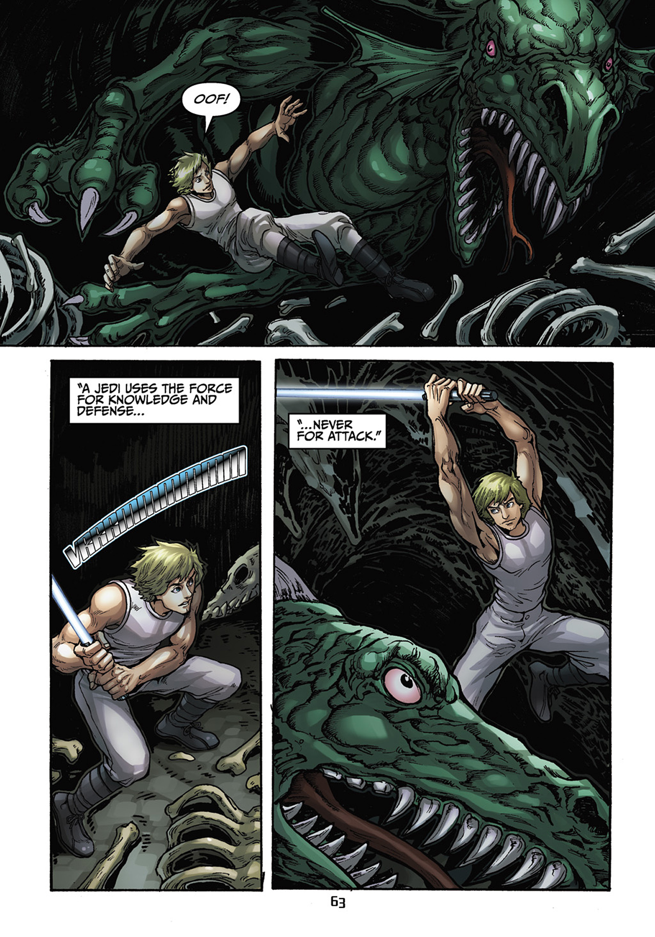 Read online Star Wars Omnibus comic -  Issue # Vol. 33 - 225