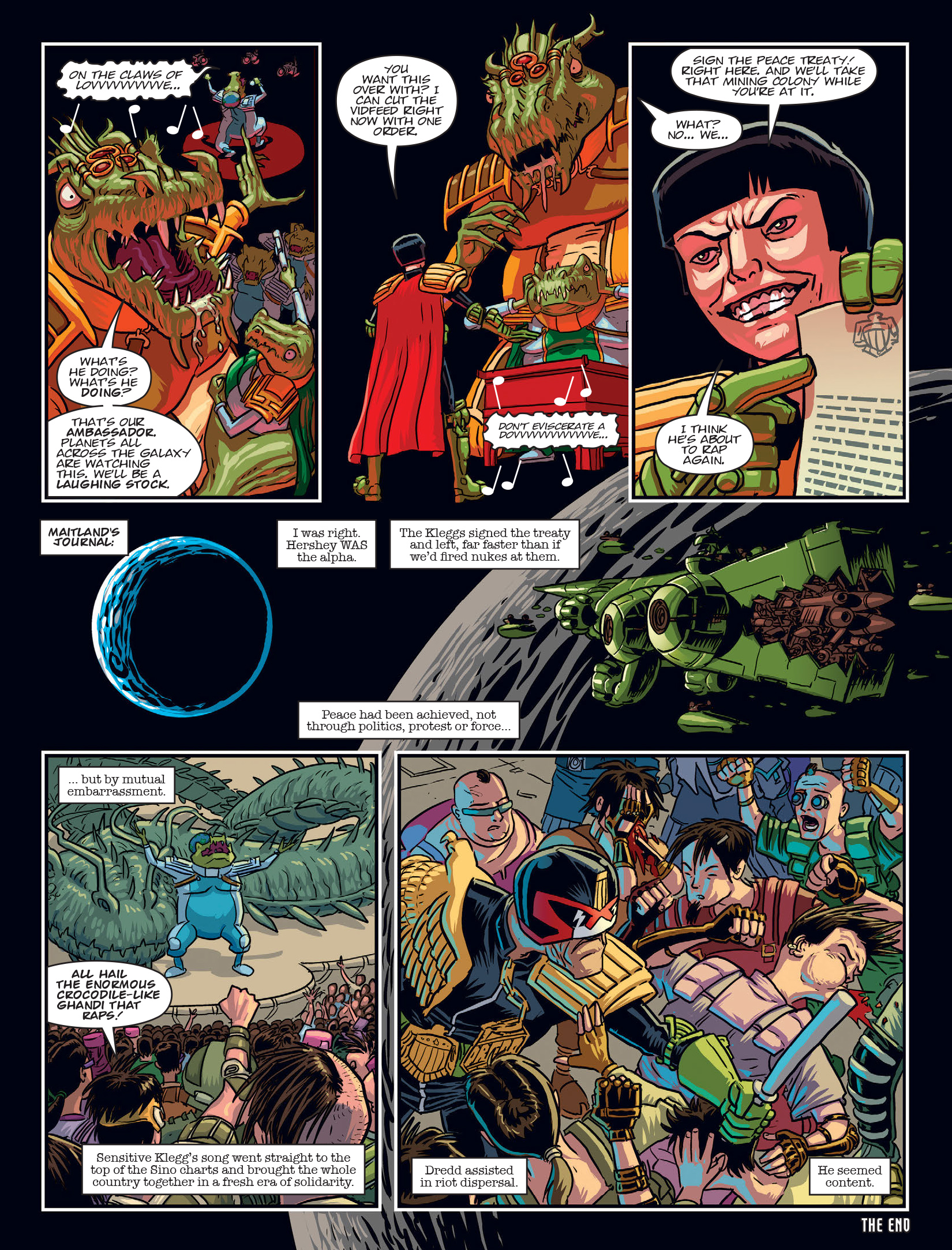 Read online 2000 AD comic -  Issue #1972 - 8