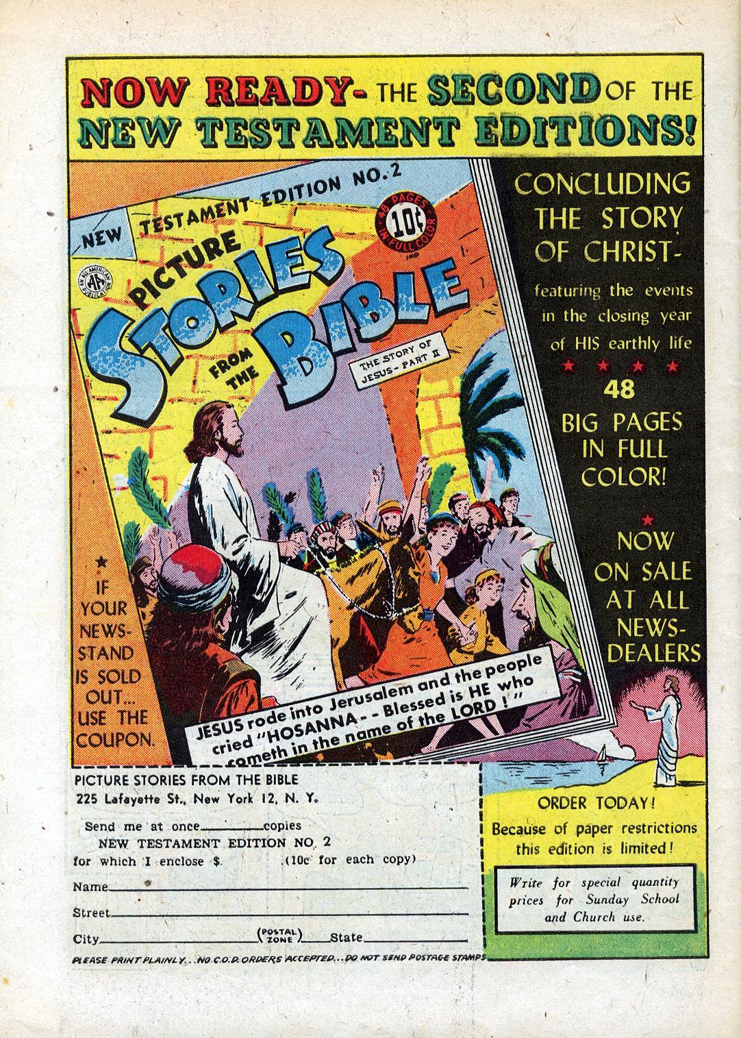 Read online Sensation (Mystery) Comics comic -  Issue #41 - 50