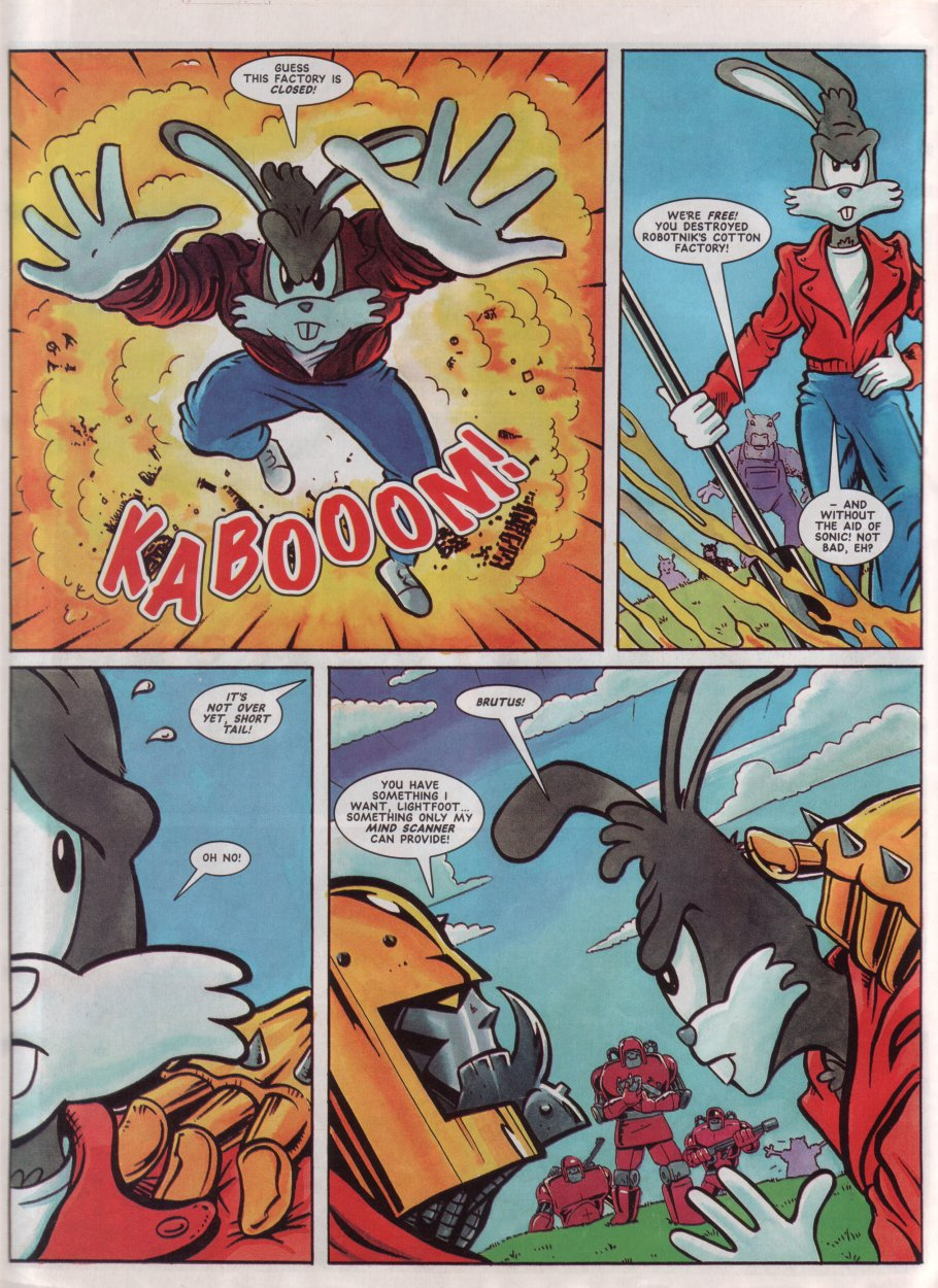 Read online Sonic the Comic comic -  Issue #71 - 27