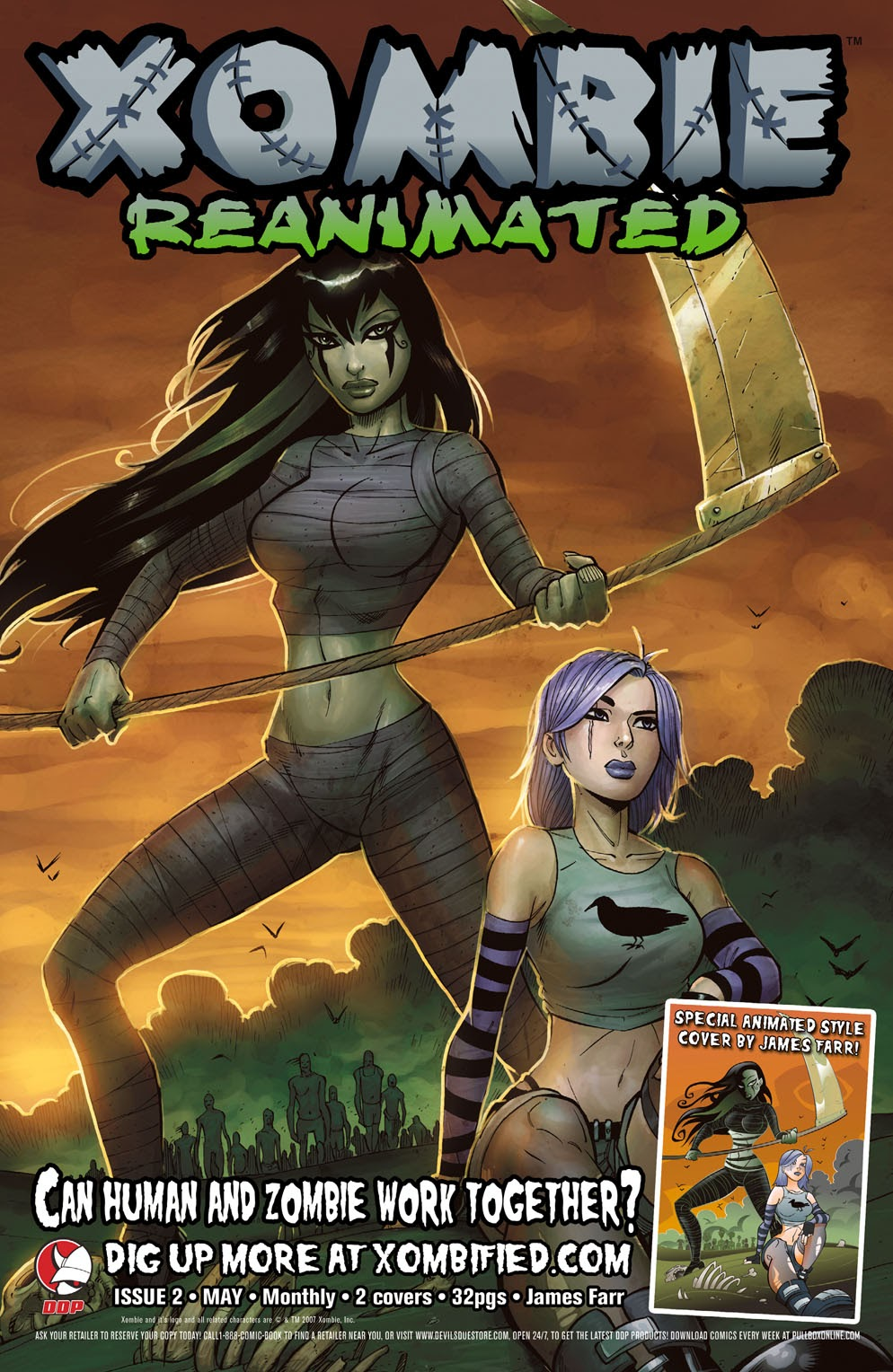 Read online Xombie Reanimated comic -  Issue #1 - 26