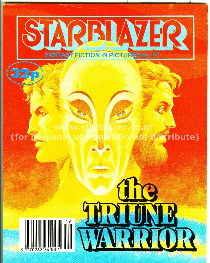 Starblazer issue 271 - Page 2