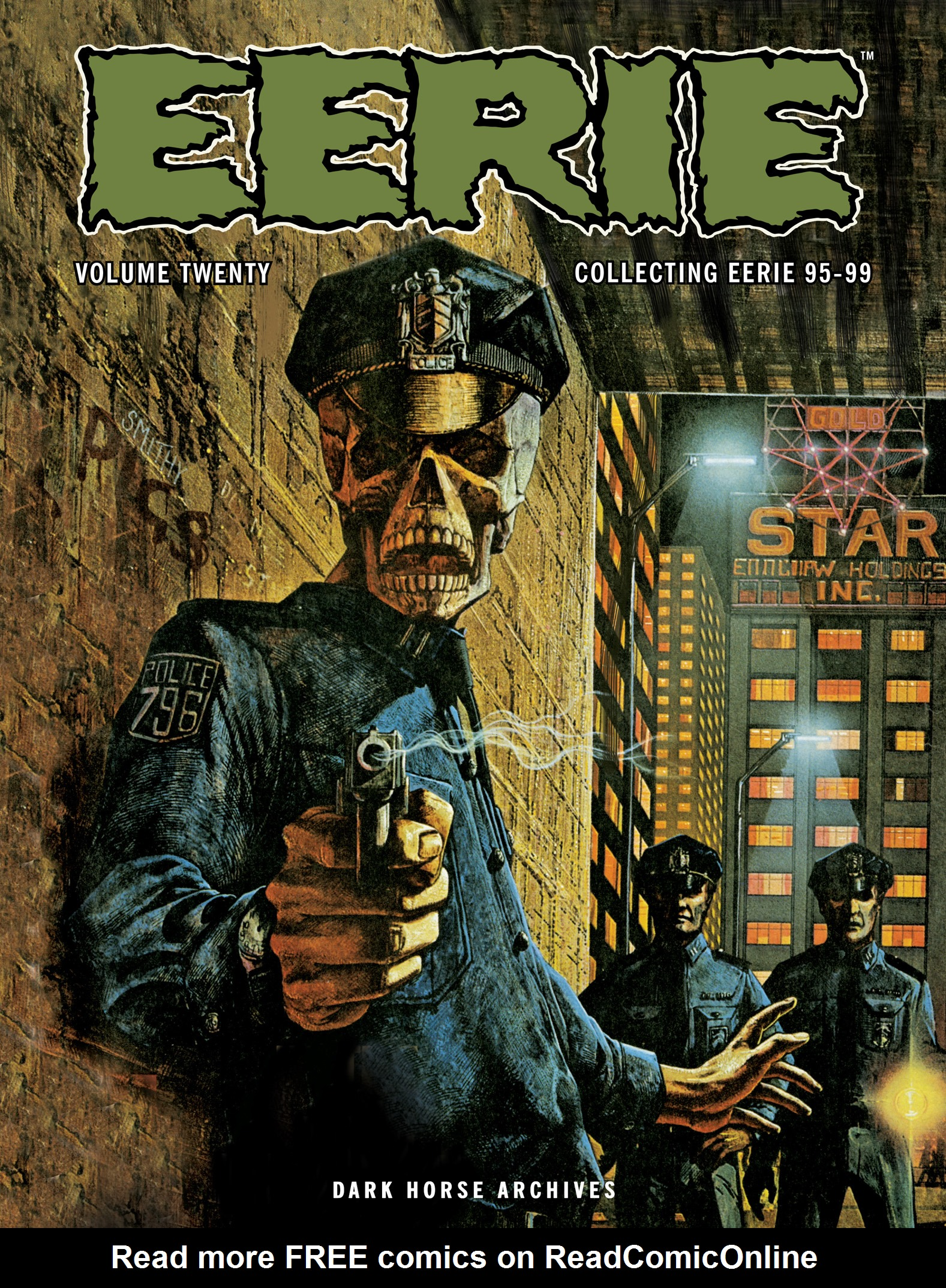 Read online Eerie Archives comic -  Issue # TPB 20 - 1