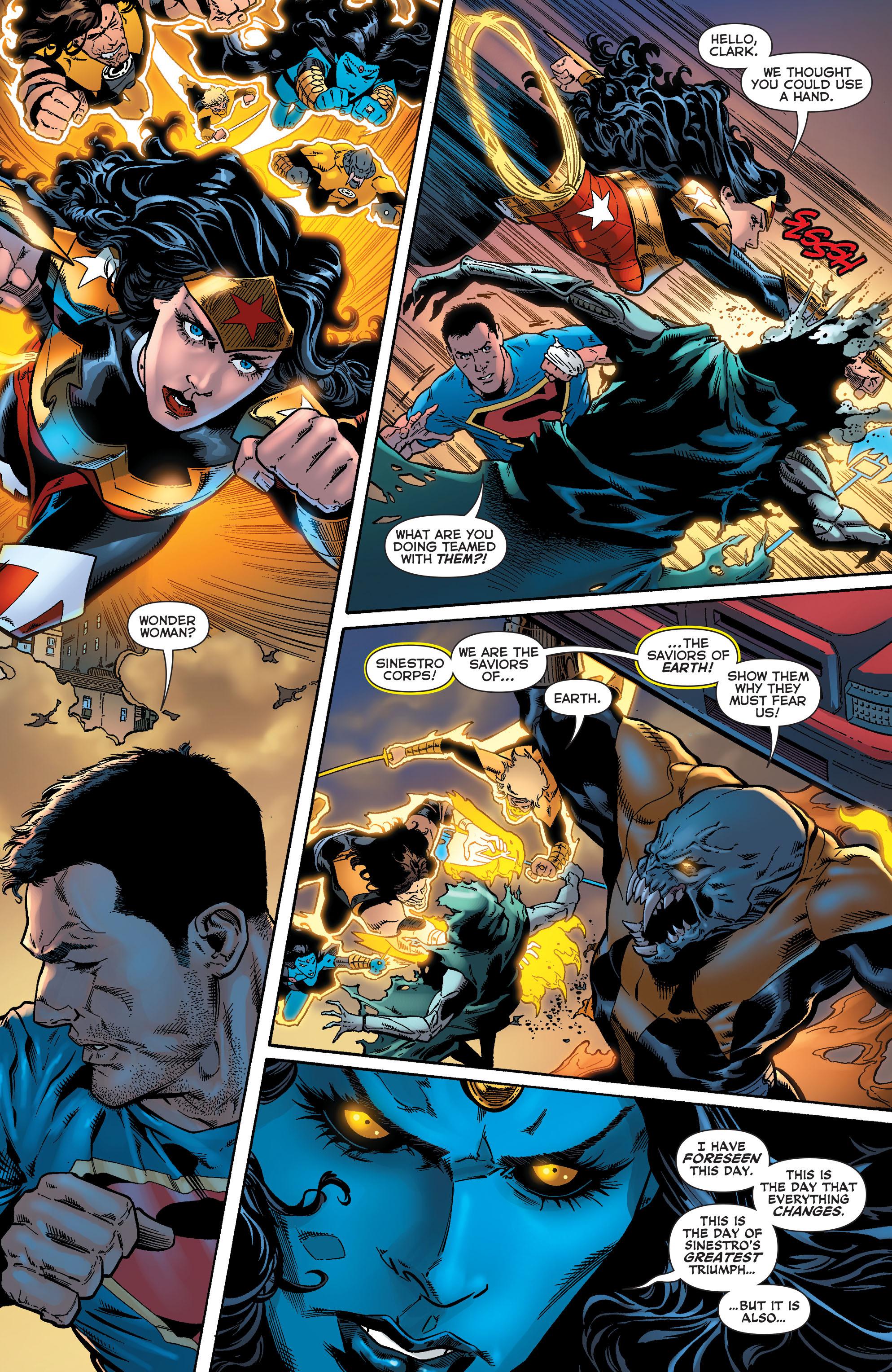Read online Sinestro comic -  Issue #18 - 15