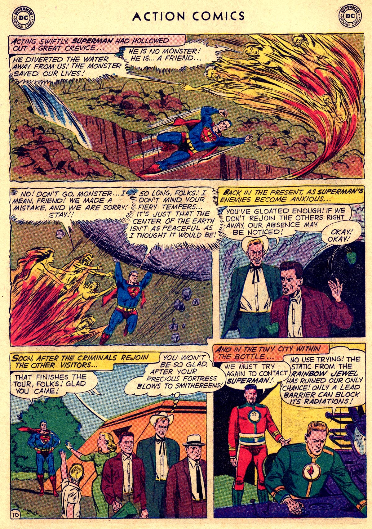 Read online Action Comics (1938) comic -  Issue #261 - 12