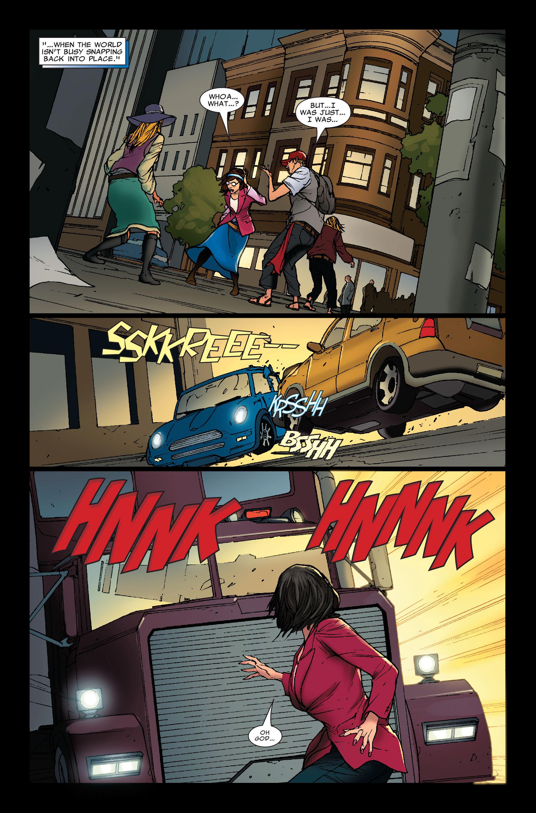 Read online Uncanny X-Men (1963) comic -  Issue #499 - 17