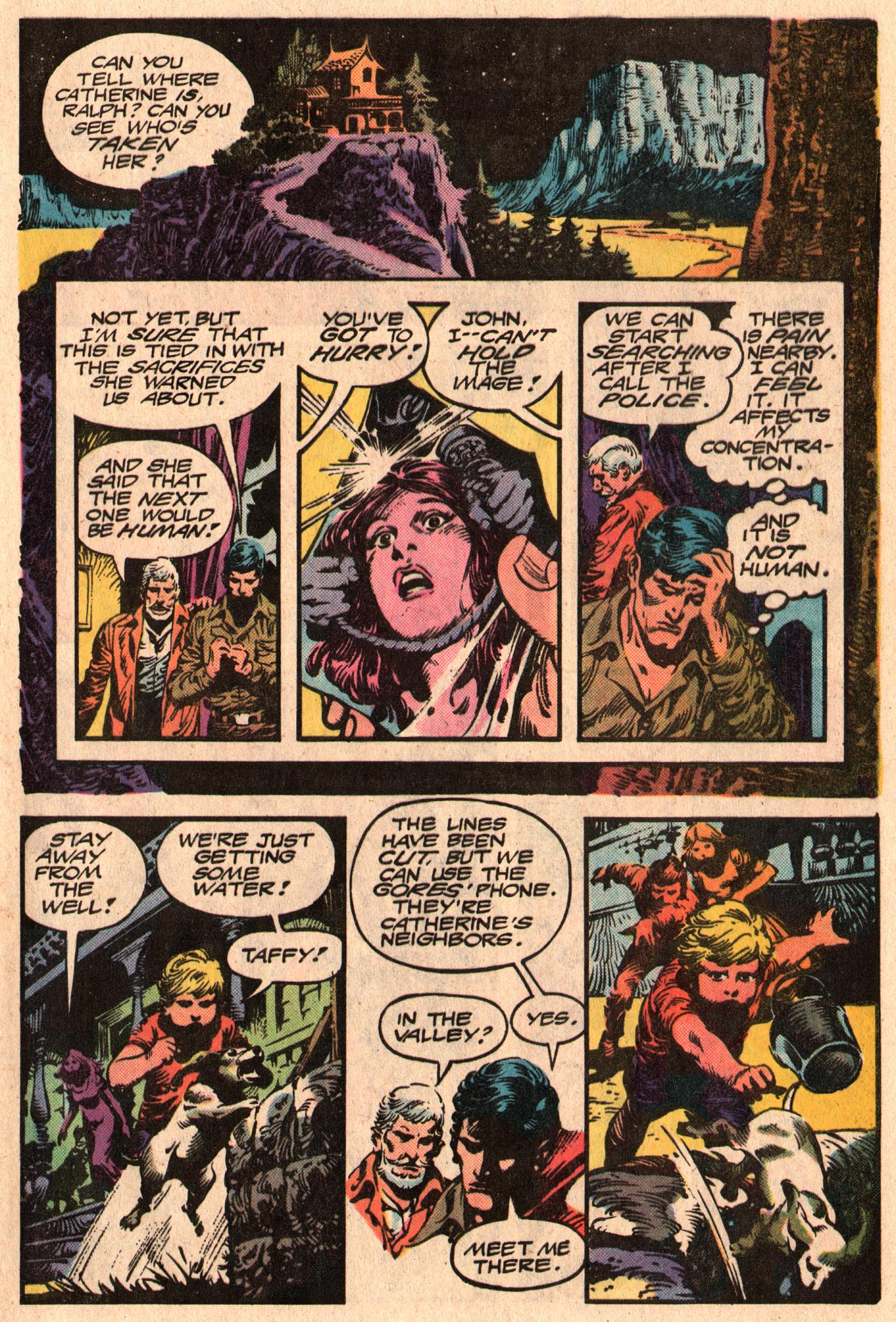 Read online The Fly (1983) comic -  Issue #6 - 29