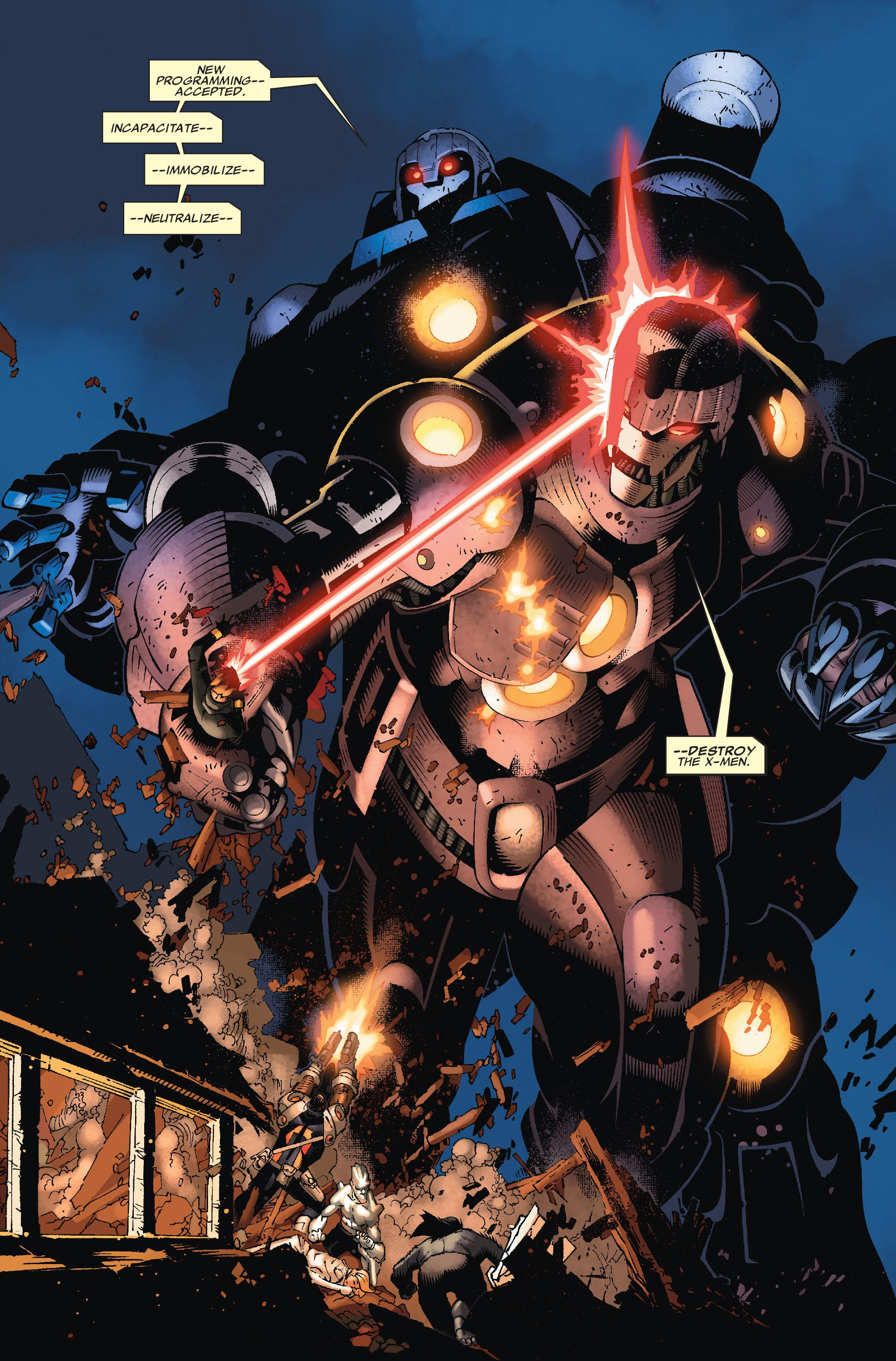 X-Men (1991) 205 Page 23
