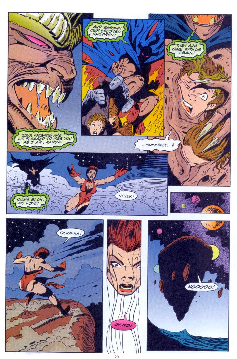 Scarlet Witch (1994) Issue #2 #2 - English 22