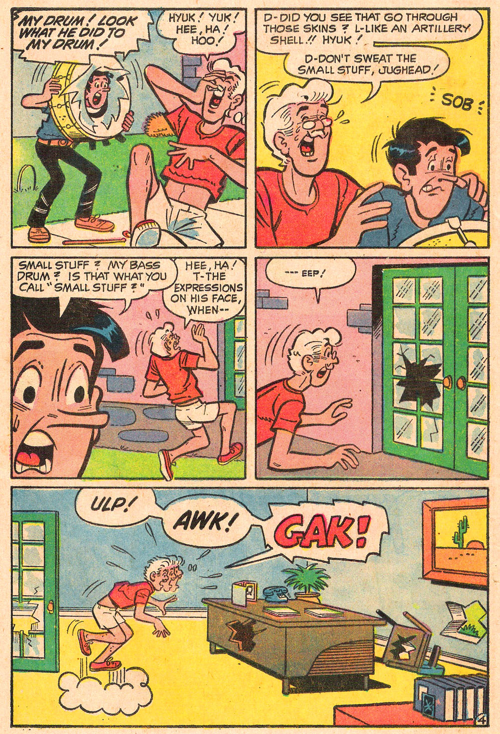 Read online Archie's Girls Betty and Veronica comic -  Issue #189 - 32