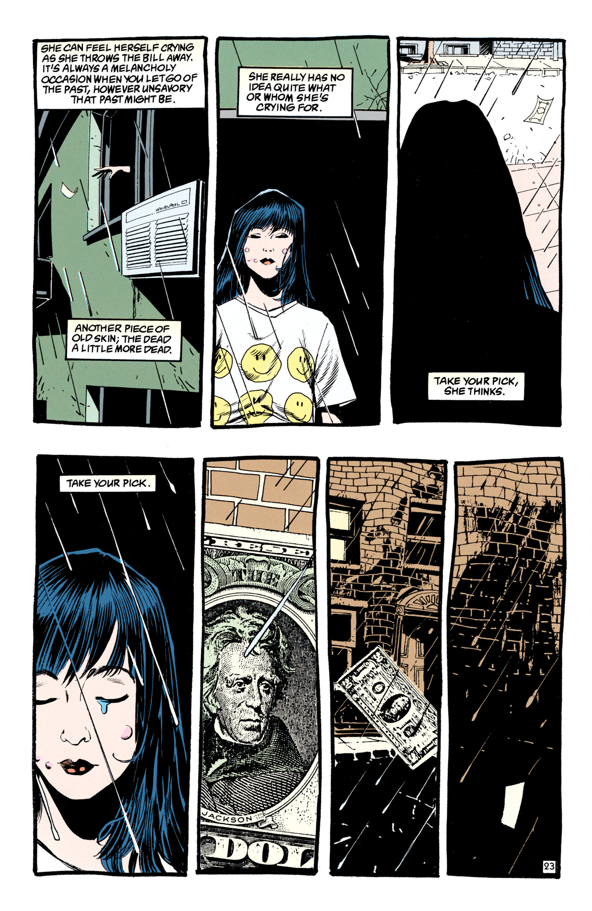 Read online Shade, the Changing Man comic -  Issue #49 - 24