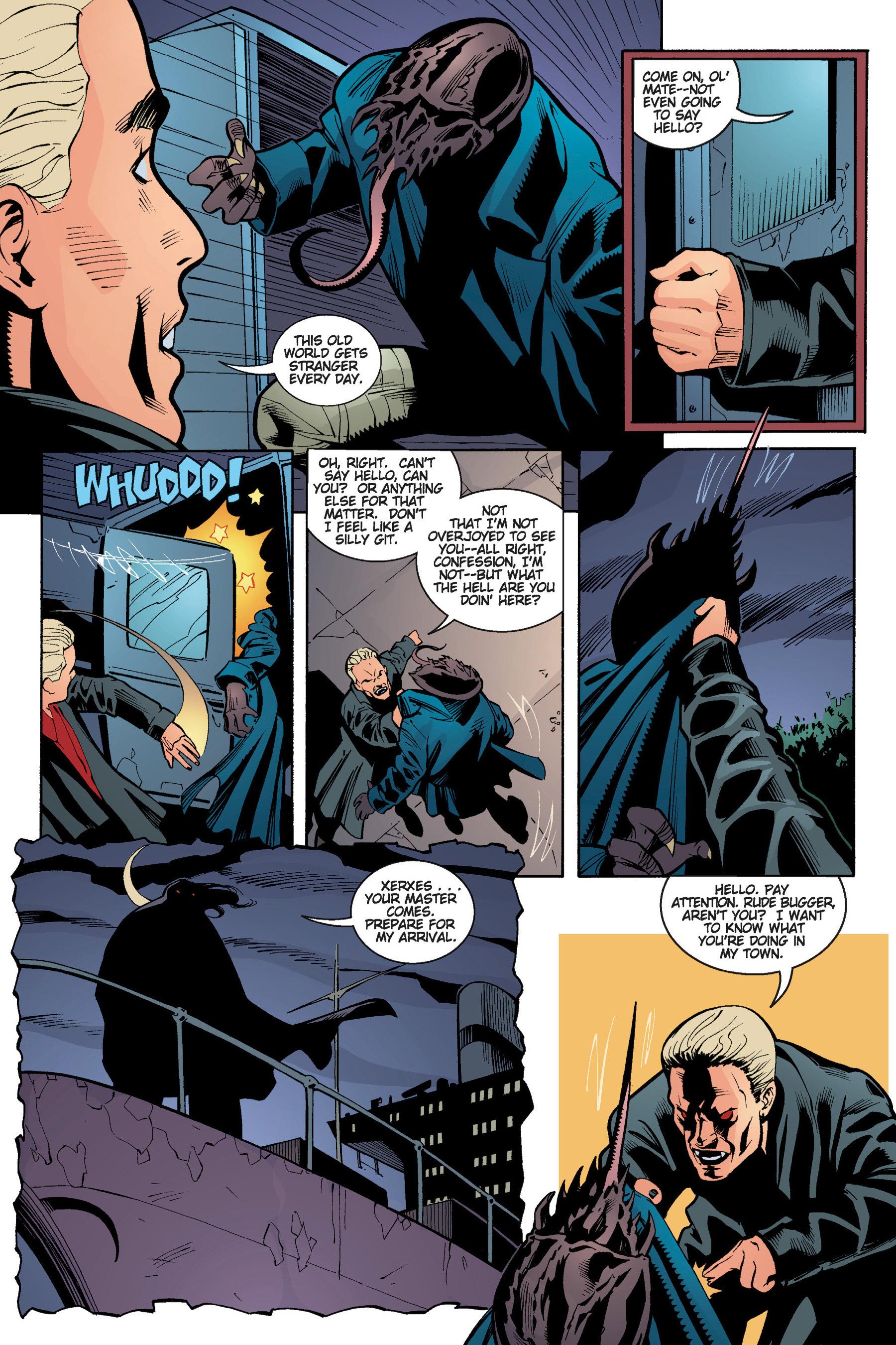 Read online Buffy the Vampire Slayer: Omnibus comic -  Issue # TPB 5 - 143