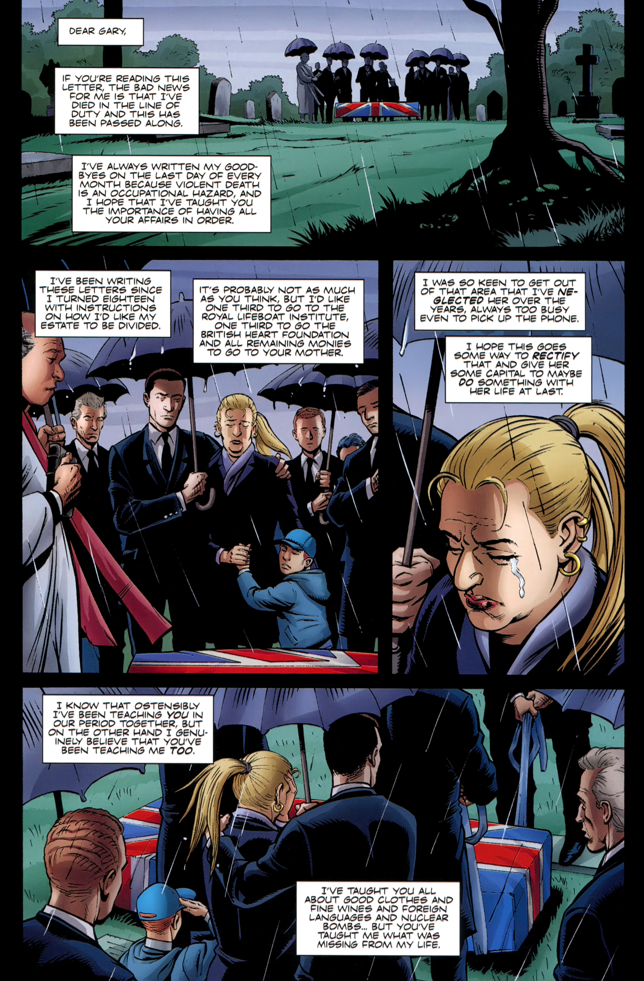 Read online Secret Service comic -  Issue #6 - 30