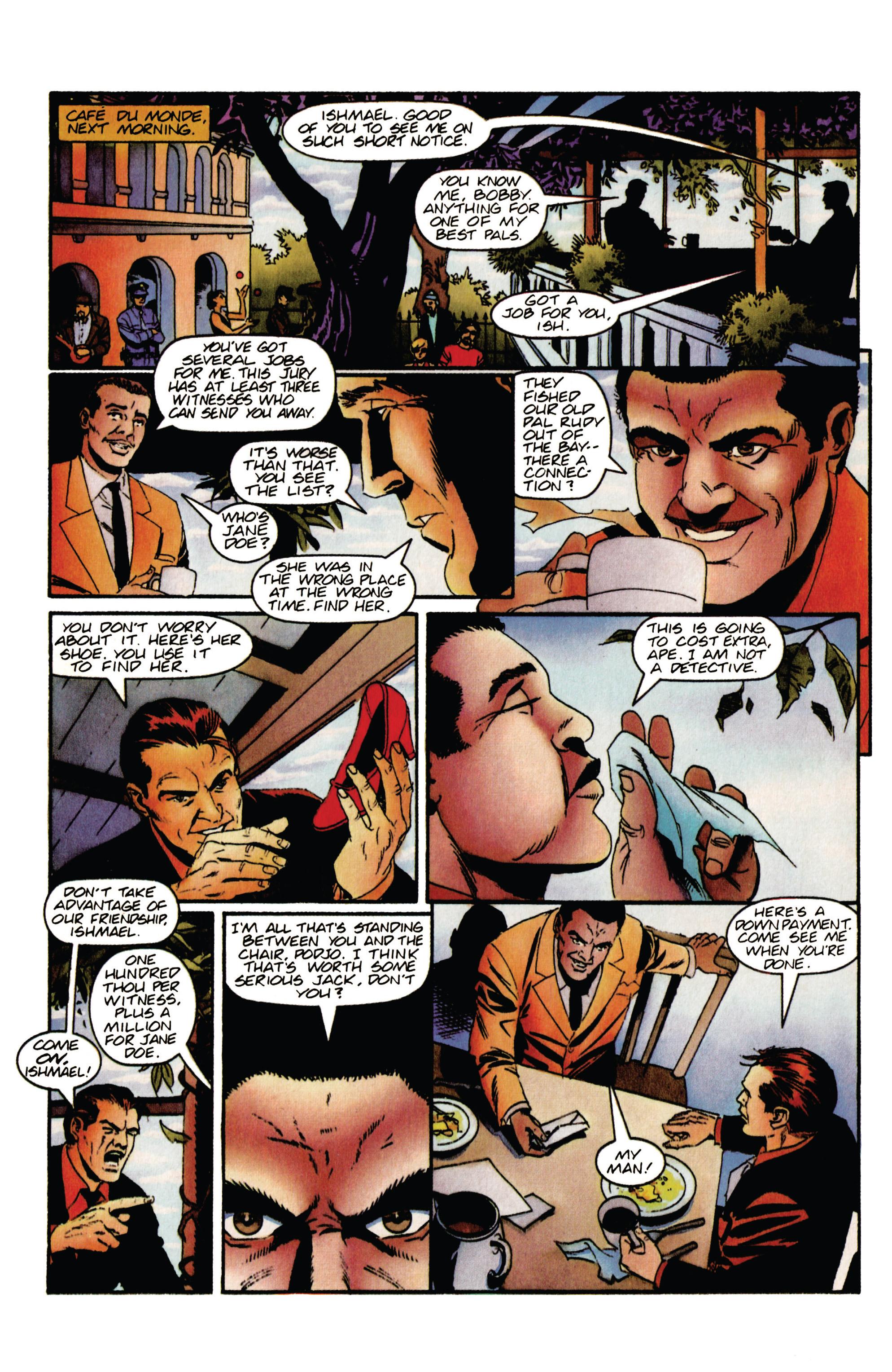 Read online Shadowman (1992) comic -  Issue #35 - 6