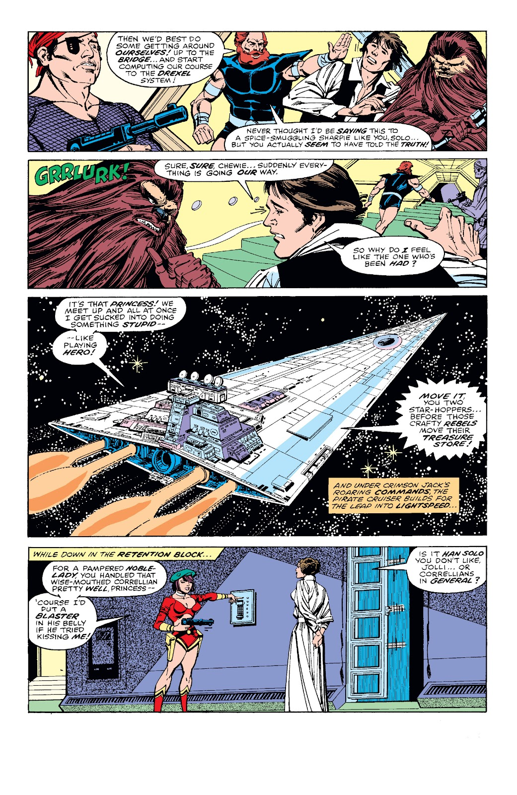 Read online Star Wars Legends: The Original Marvel Years - Epic Collection comic -  Issue # TPB 1 (Part 2) - 100