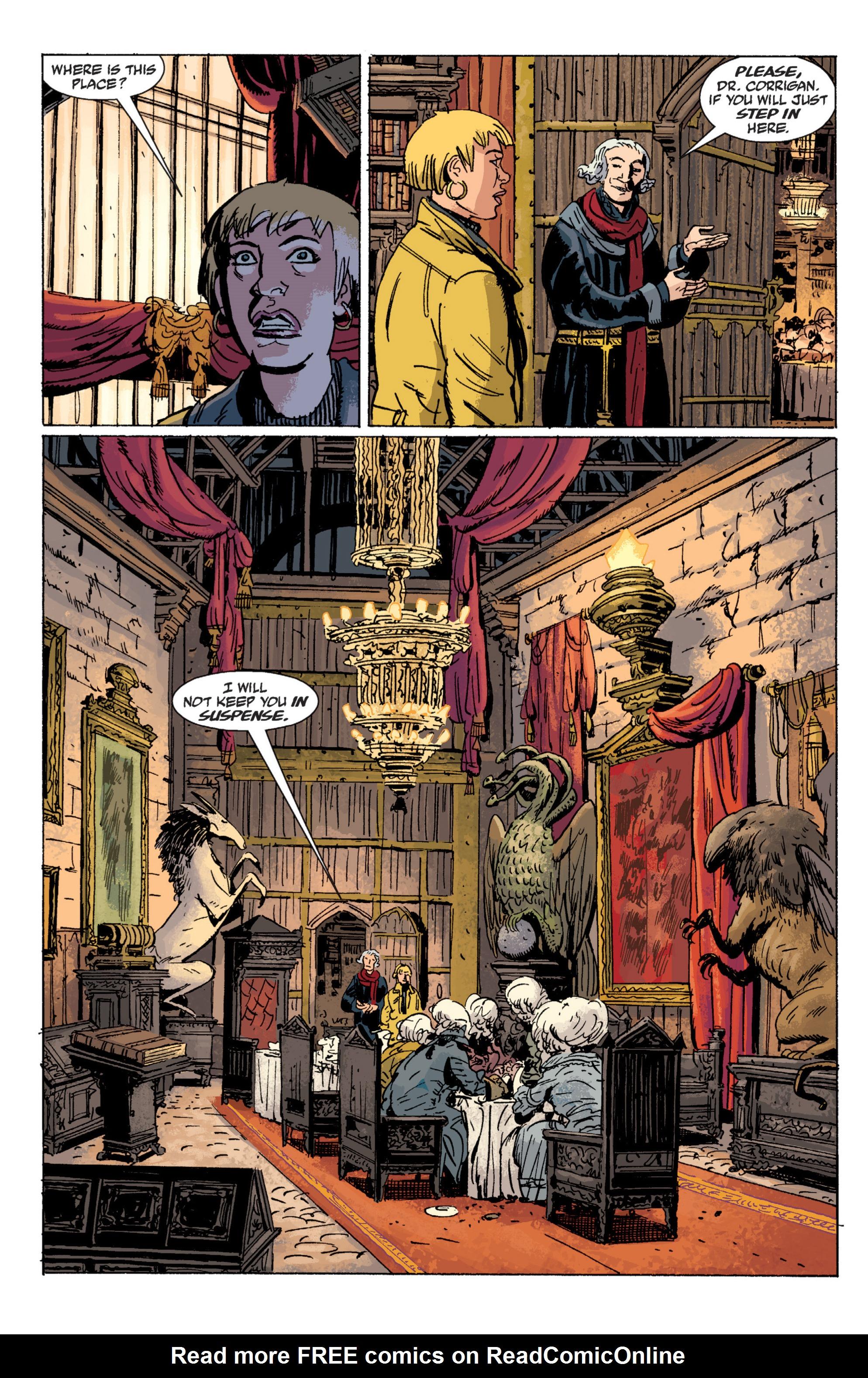 Read online B.P.R.D. (2003) comic -  Issue # TPB 6 - 45
