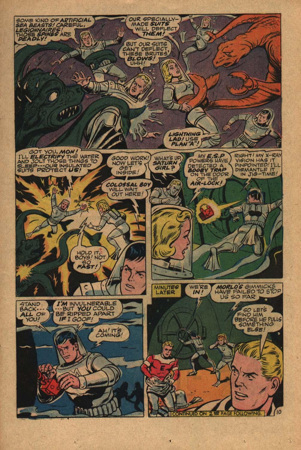 Read online Adventure Comics (1938) comic -  Issue #363 - 13