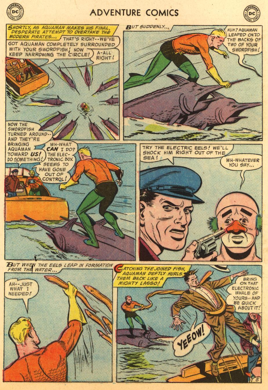 Read online Adventure Comics (1938) comic -  Issue #233 - 21