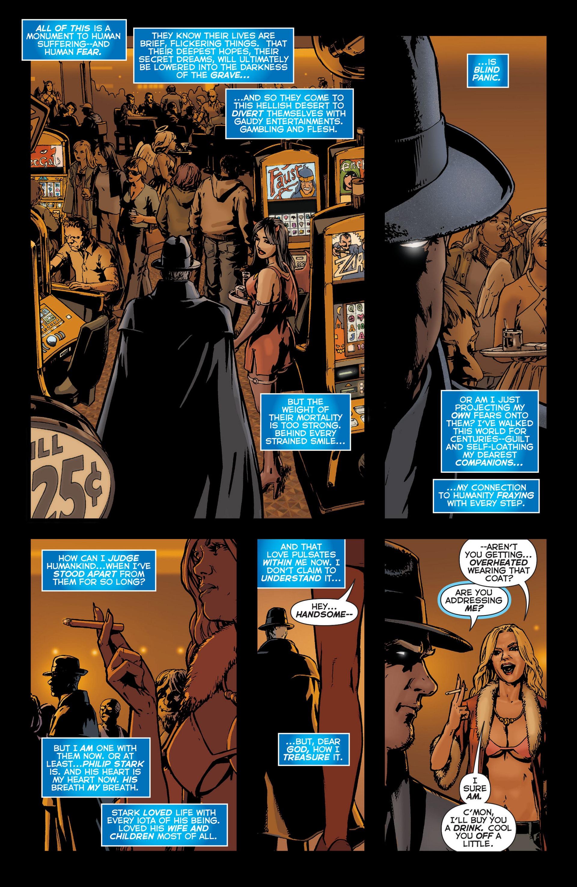 Read online Trinity of Sin: The Phantom Stranger comic -  Issue #6 - 3