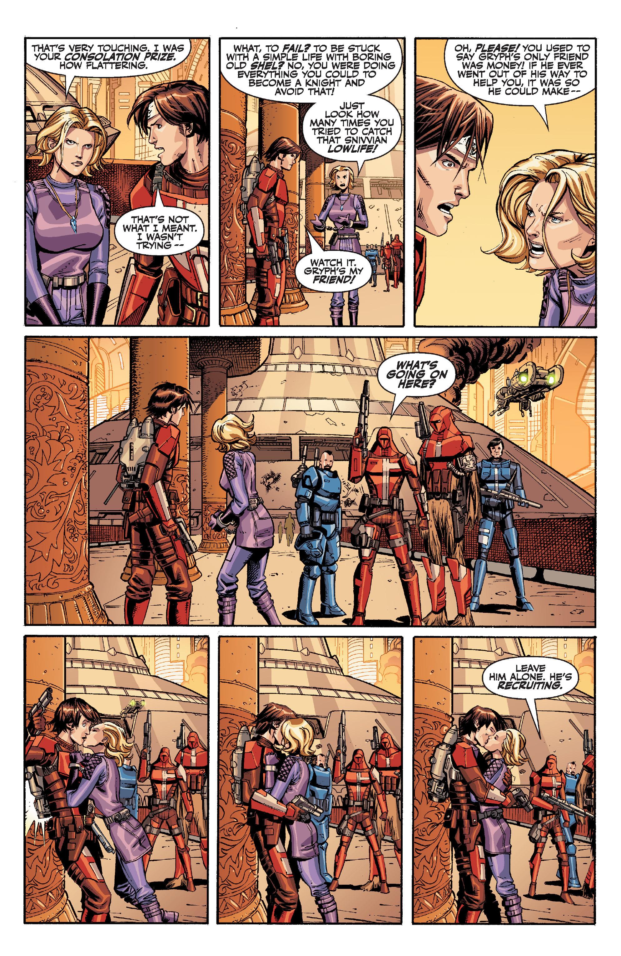 Read online Star Wars Omnibus comic -  Issue # Vol. 32 - 126