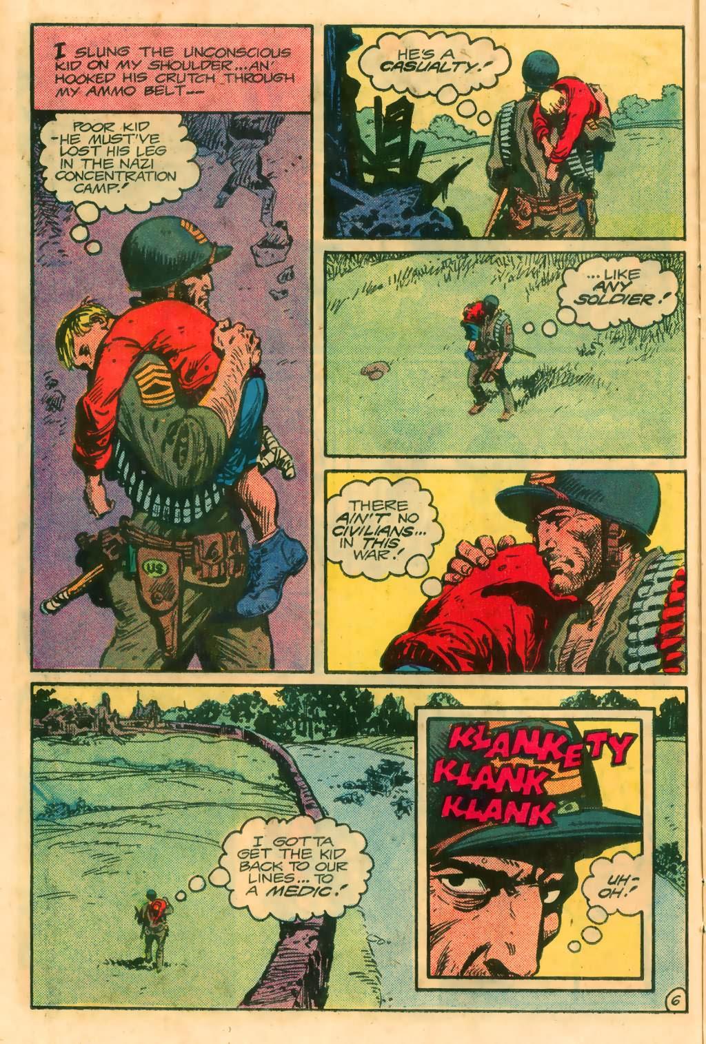 Read online Sgt. Rock comic -  Issue #374 - 9