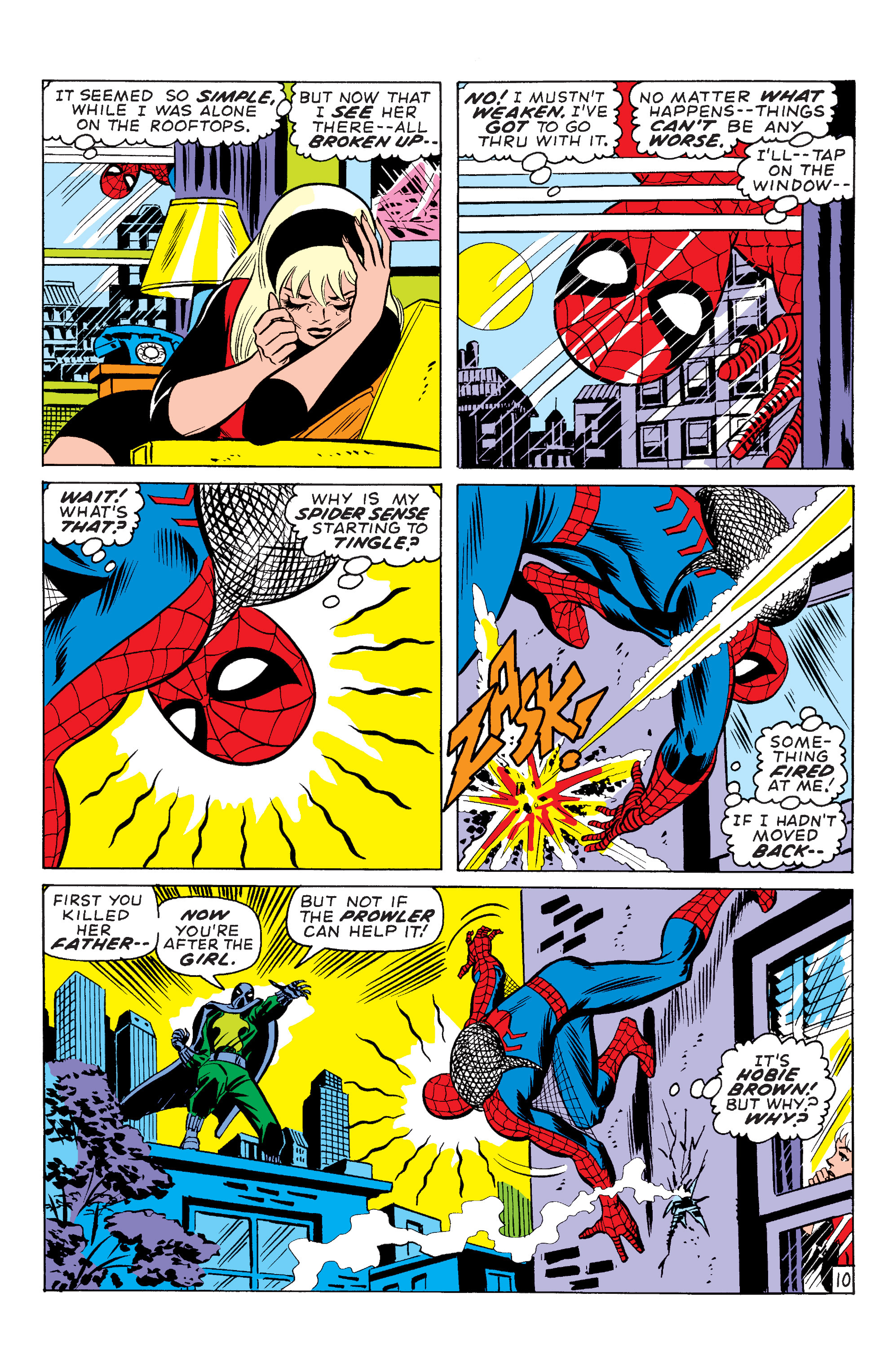 The Amazing Spider-Man (1963) 93 Page 10