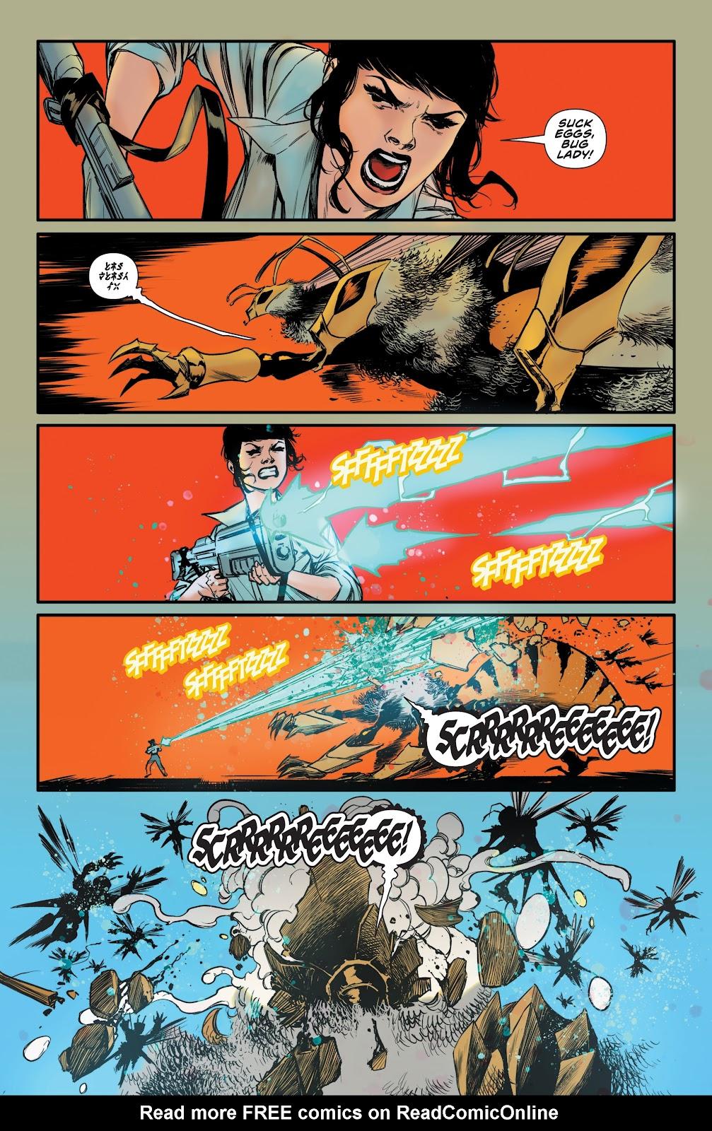 Read online Bettie Page: Unbound comic -  Issue #10 - 22