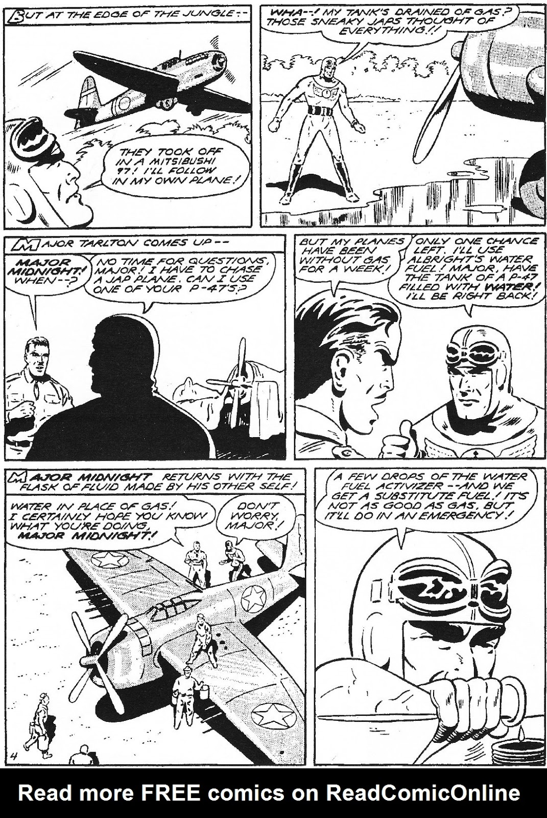 Captain Midnight (1942) issue 11 - Page 5
