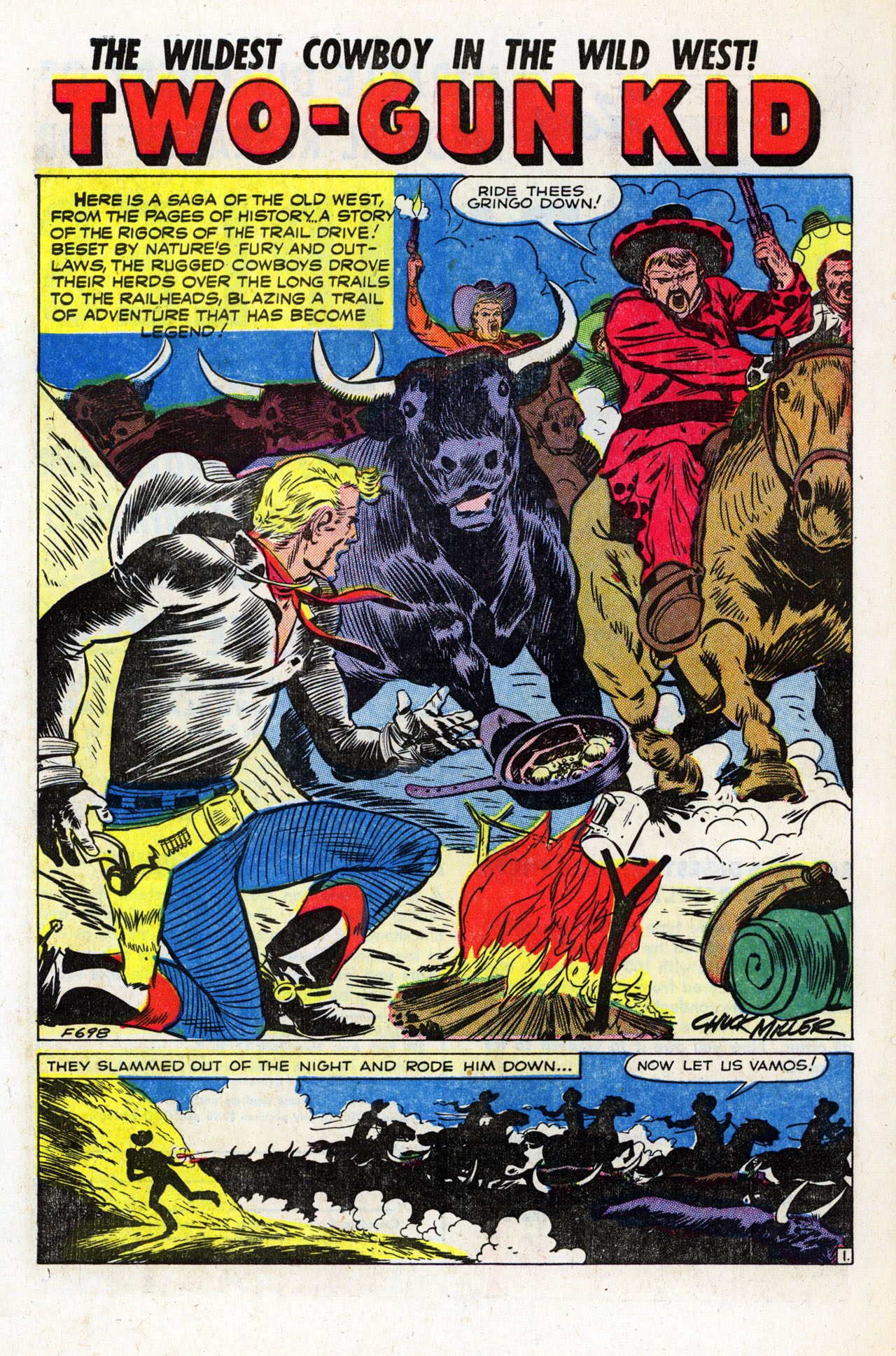 Read online Two-Gun Kid comic -  Issue #23 - 10