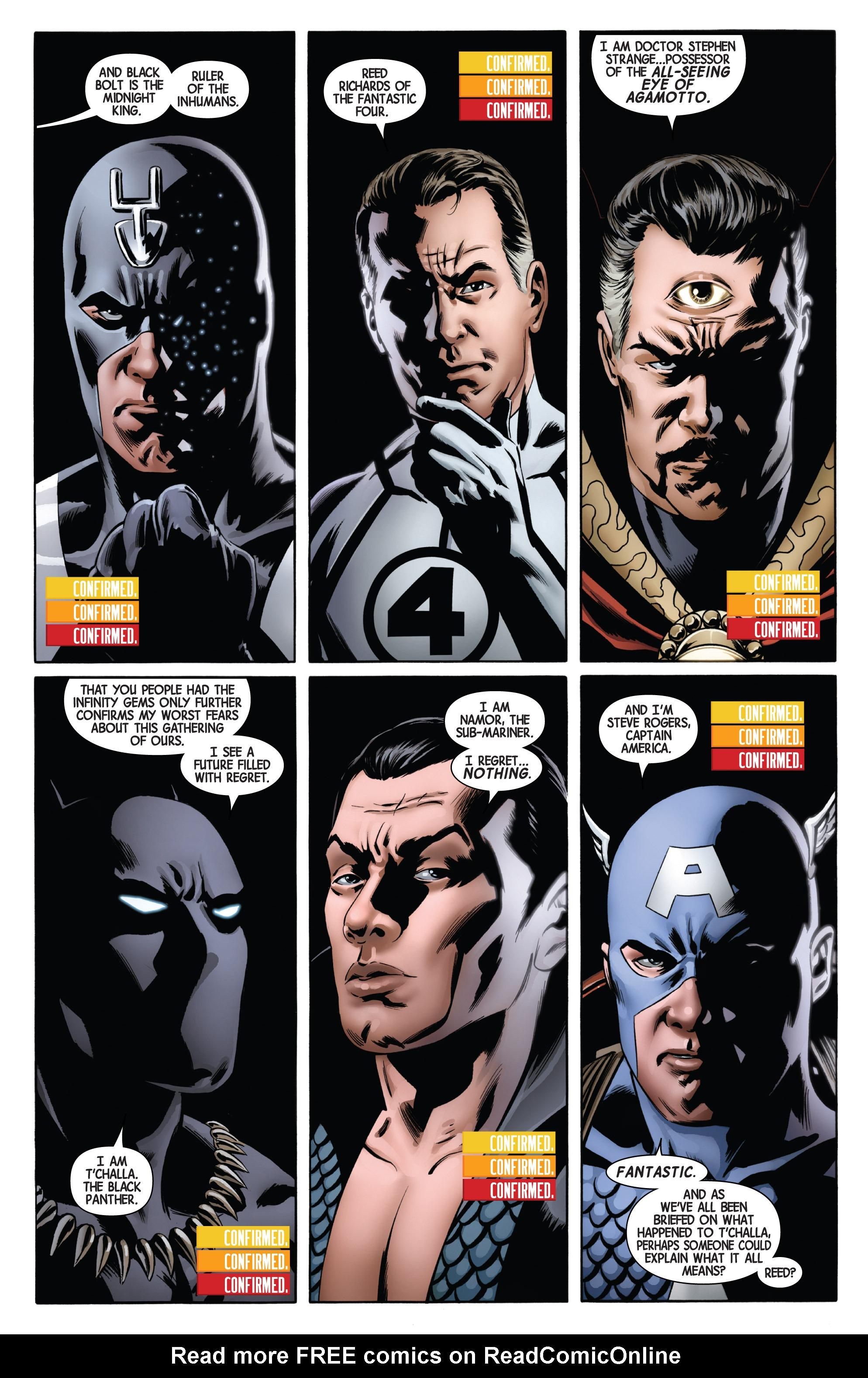 Read online Secret Wars Prelude comic -  Issue # Full - 208