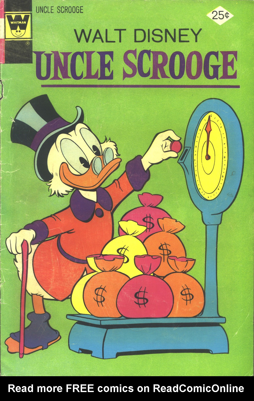 Read online Uncle Scrooge (1953) comic -  Issue #113 - 1