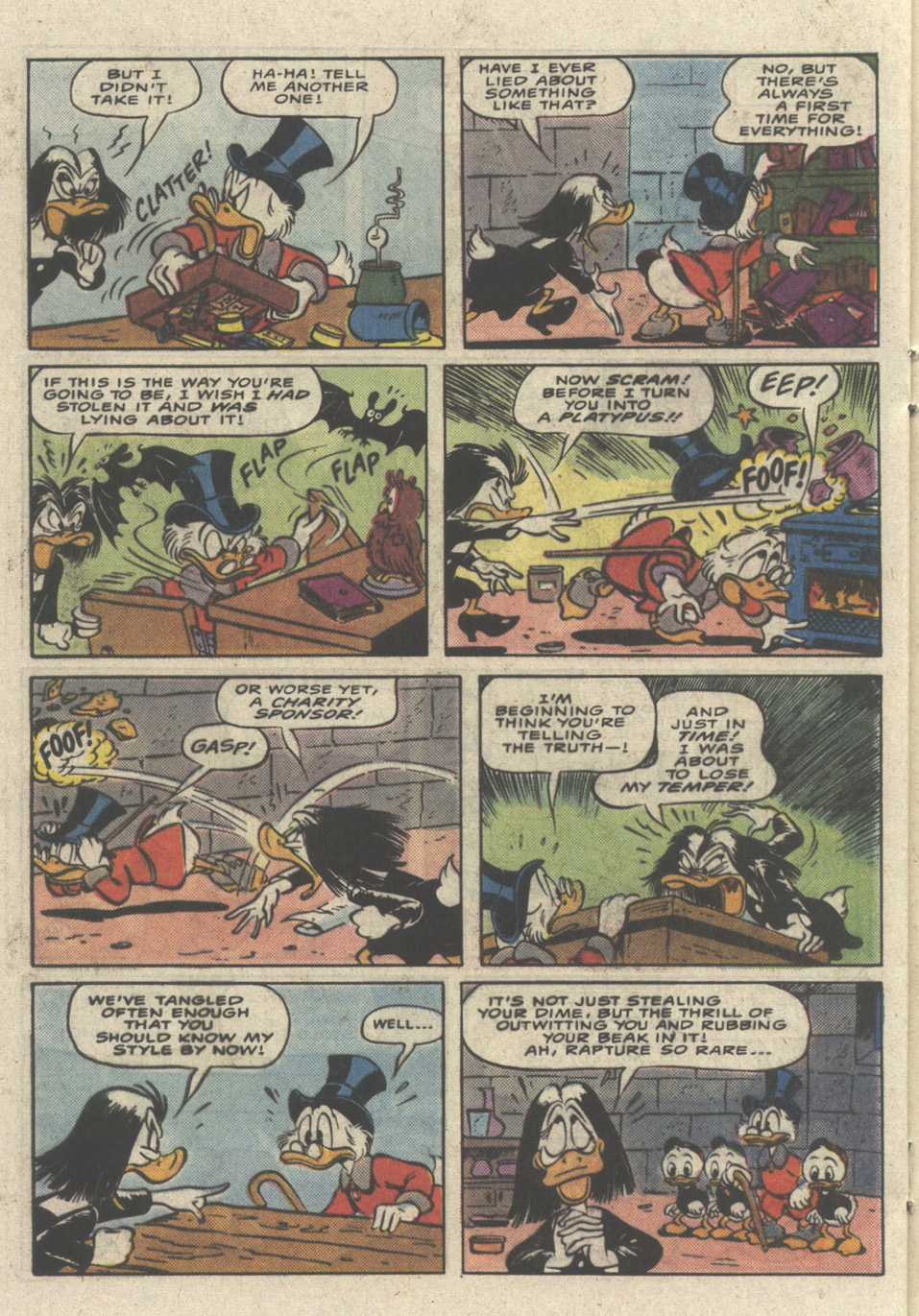 Read online Uncle Scrooge (1953) comic -  Issue #232 - 20
