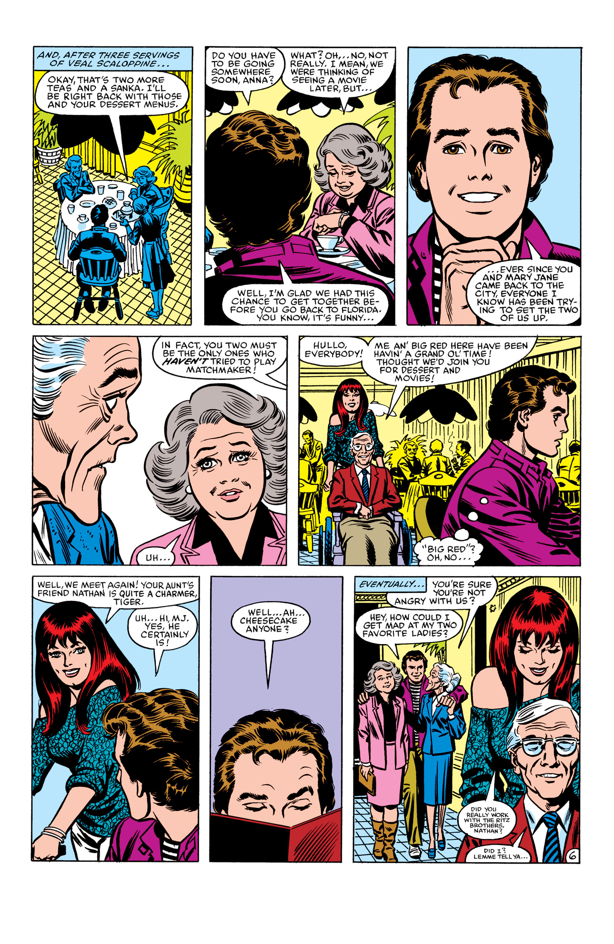 The Amazing Spider-Man (1963) 247 Page 6