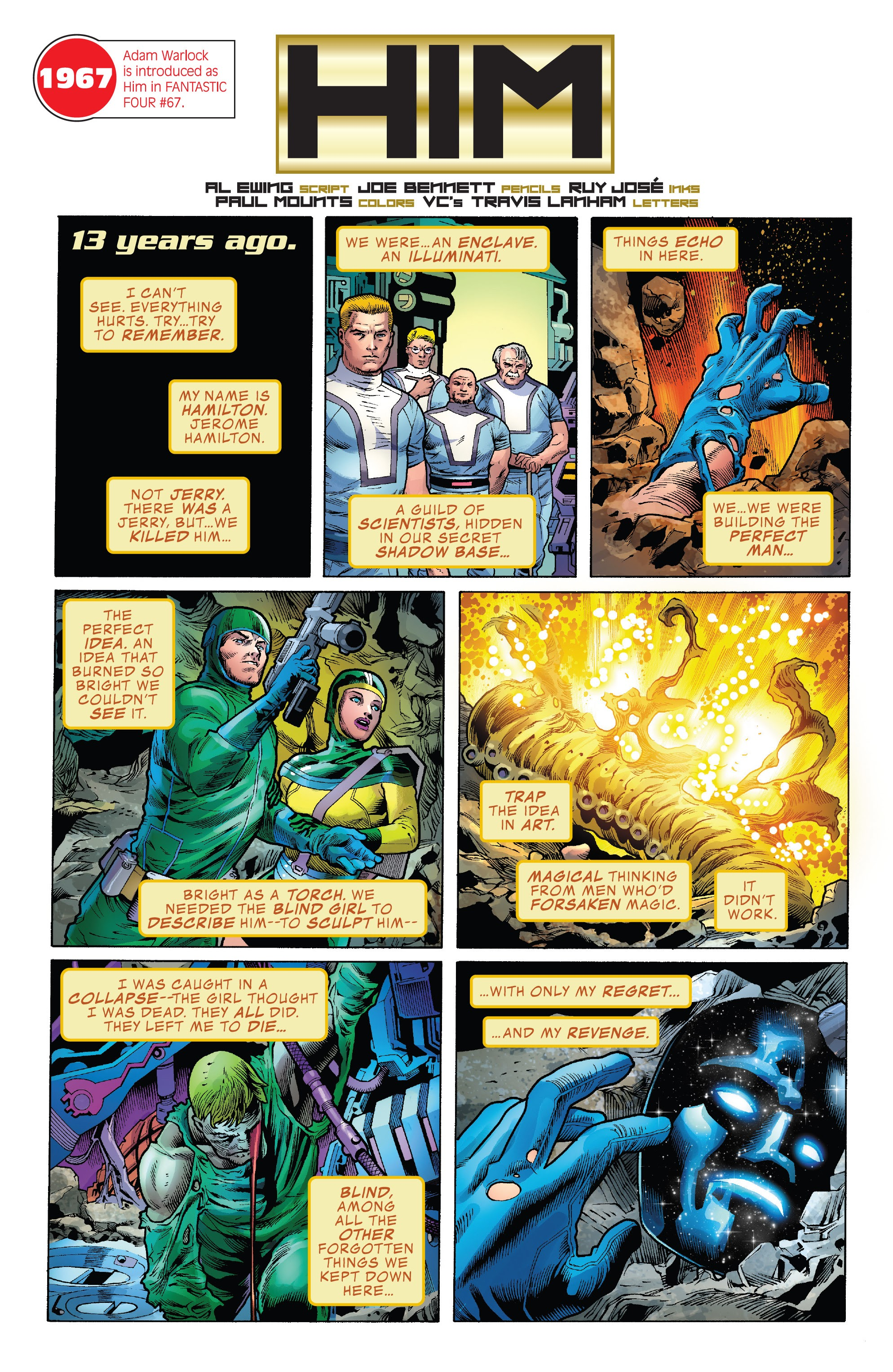 Read online Marvel Comics (2019) comic -  Issue #1000 - 31
