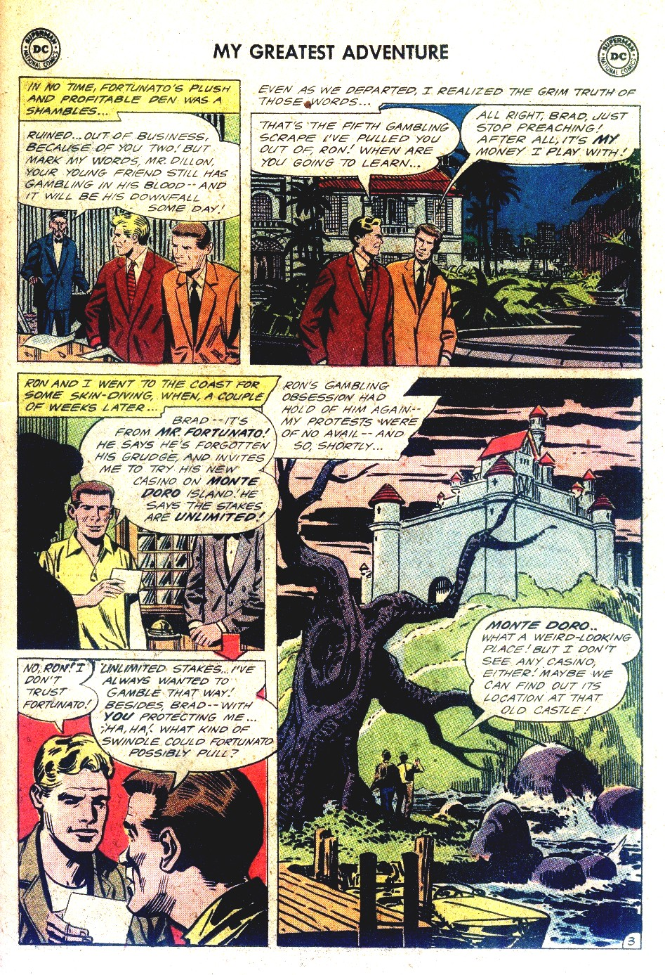 My Greatest Adventure (1955) issue 67 - Page 27