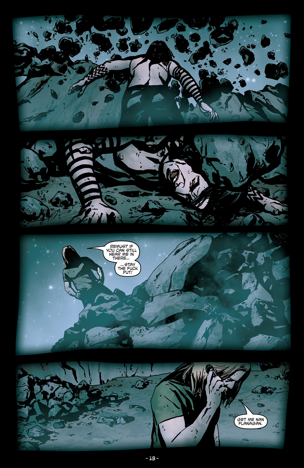 Read online True Blood (2012) comic -  Issue #2 - 20