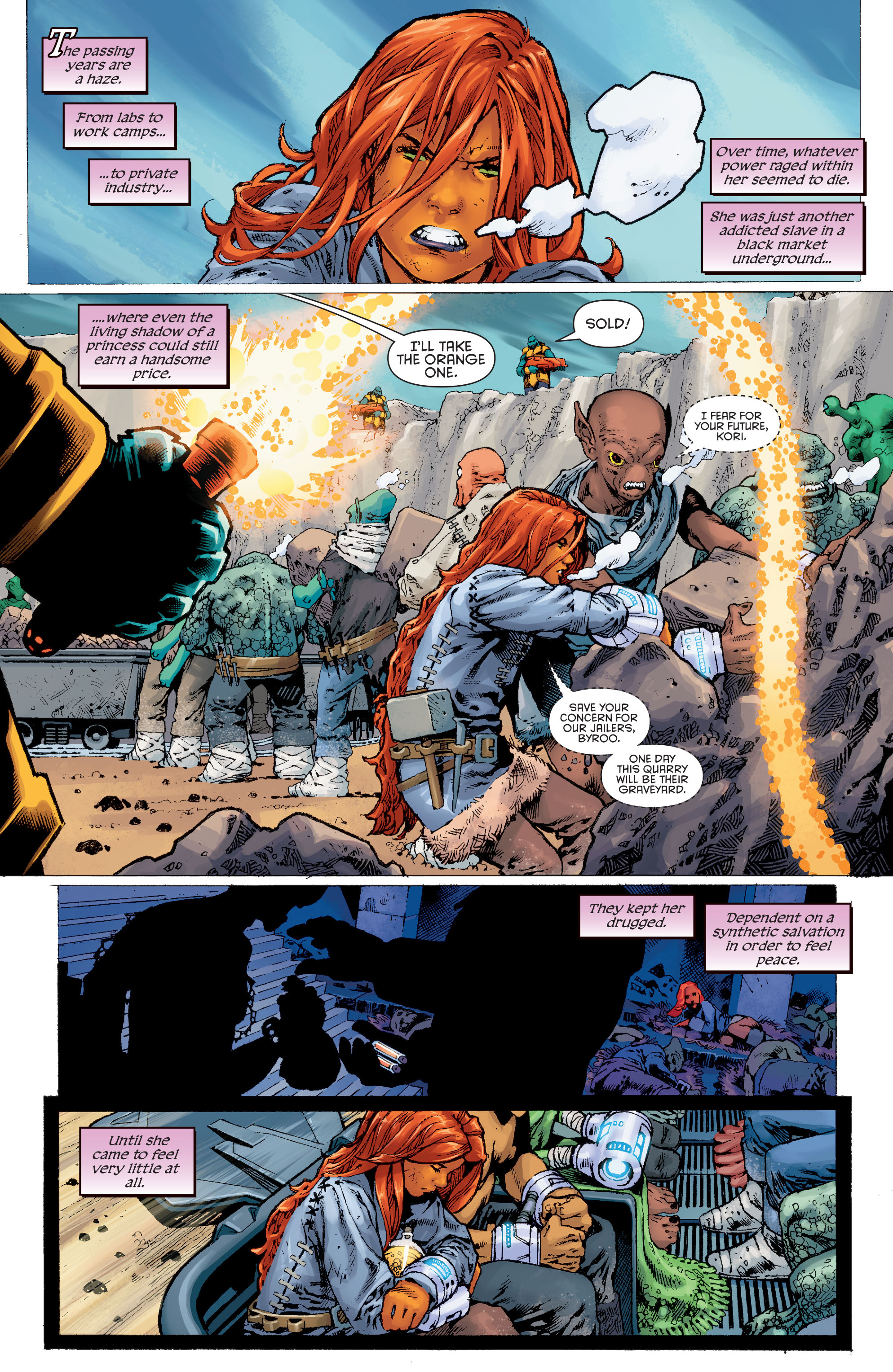 Read online Secret Origins (2014) comic -  Issue #2 - 33