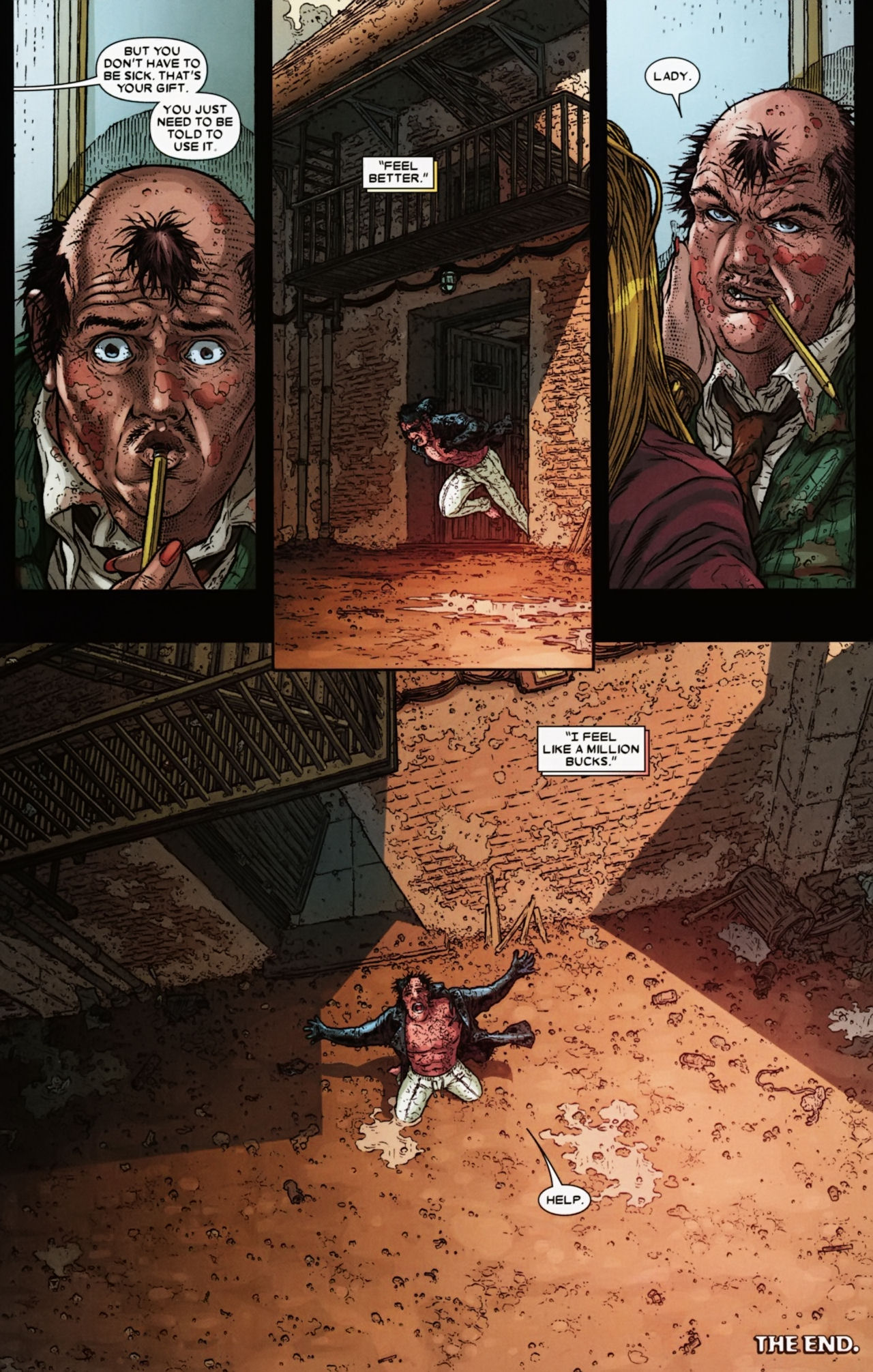 Read online Wolverine: The Best There Is comic -  Issue #6 - 25