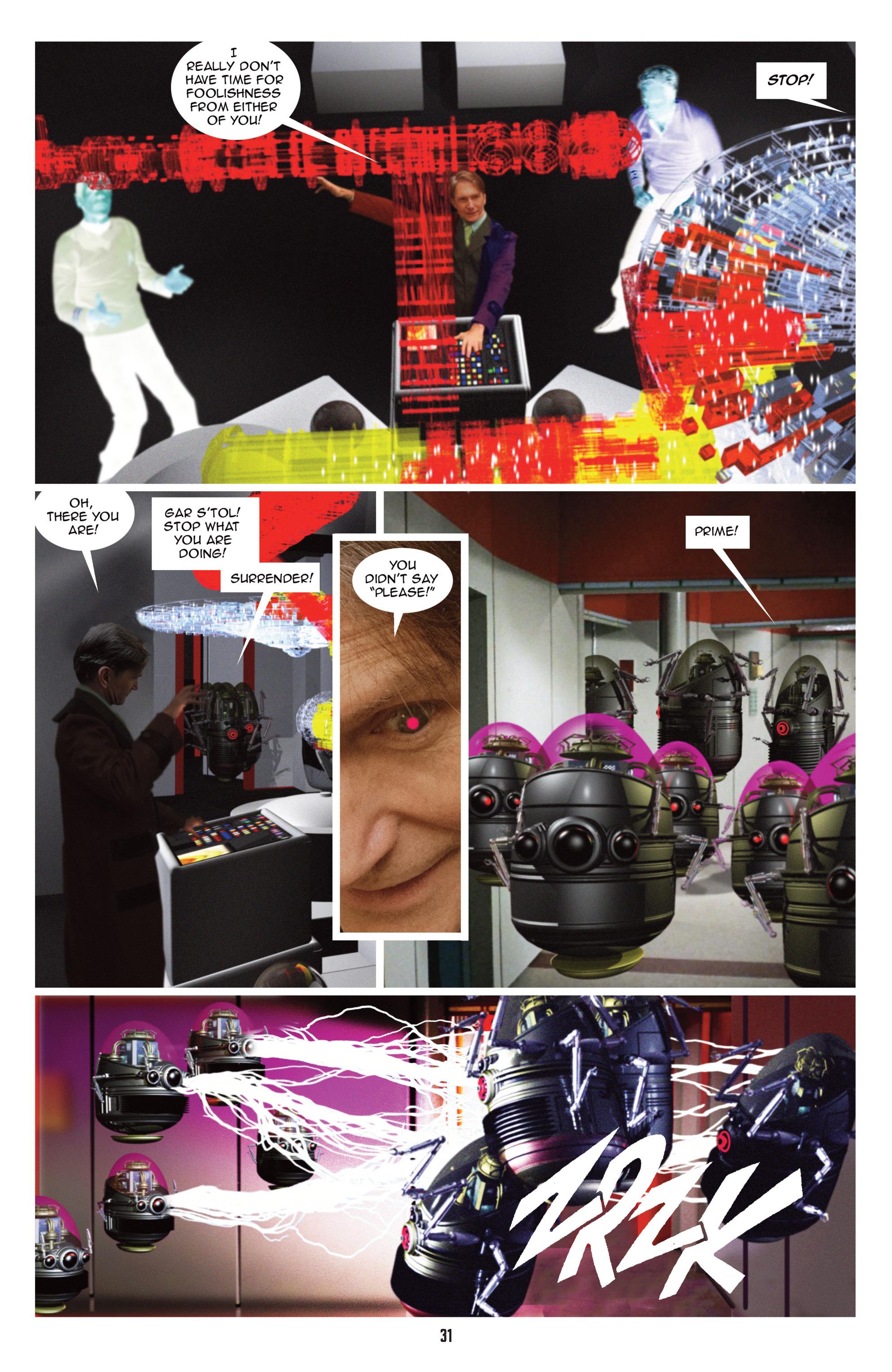 Read online Star Trek: New Visions comic -  Issue #15 - 33