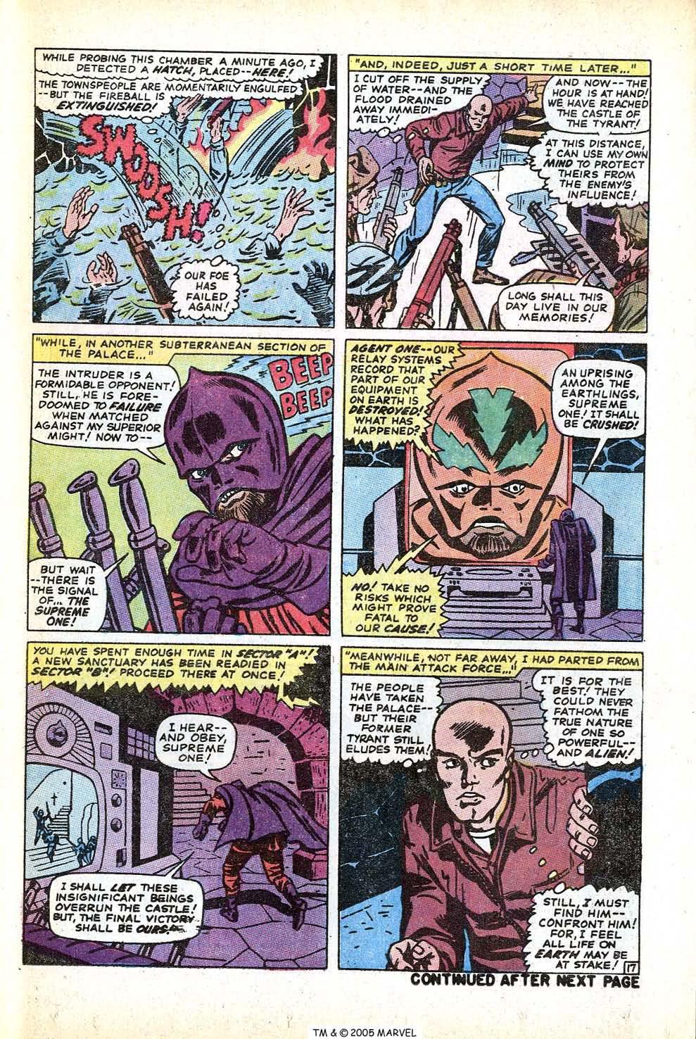 Uncanny X-Men (1963) issue 71 - Page 25